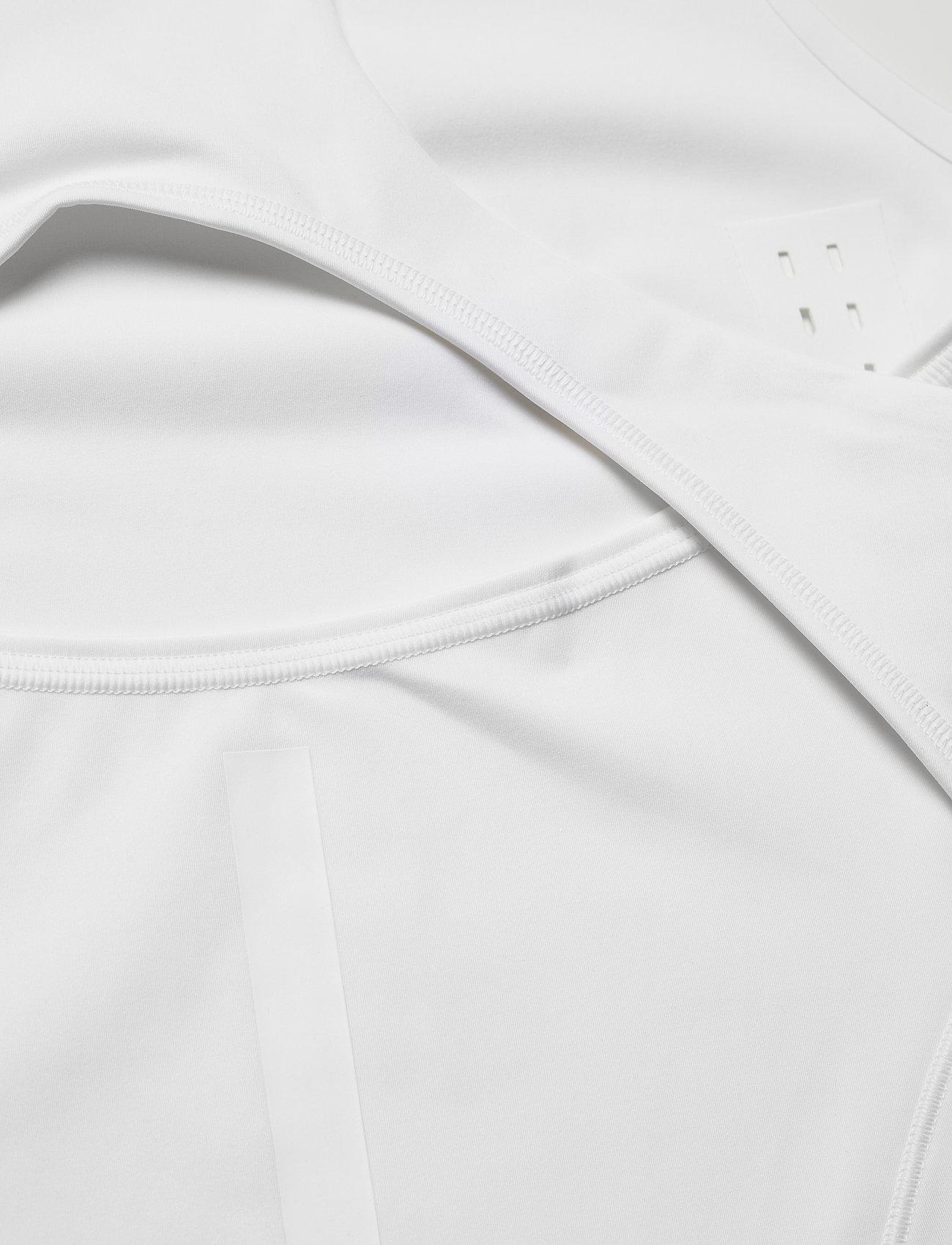adidas by Stella McCartney - TruePurpose Tank Top W - sleeveless tops - white/white - 4