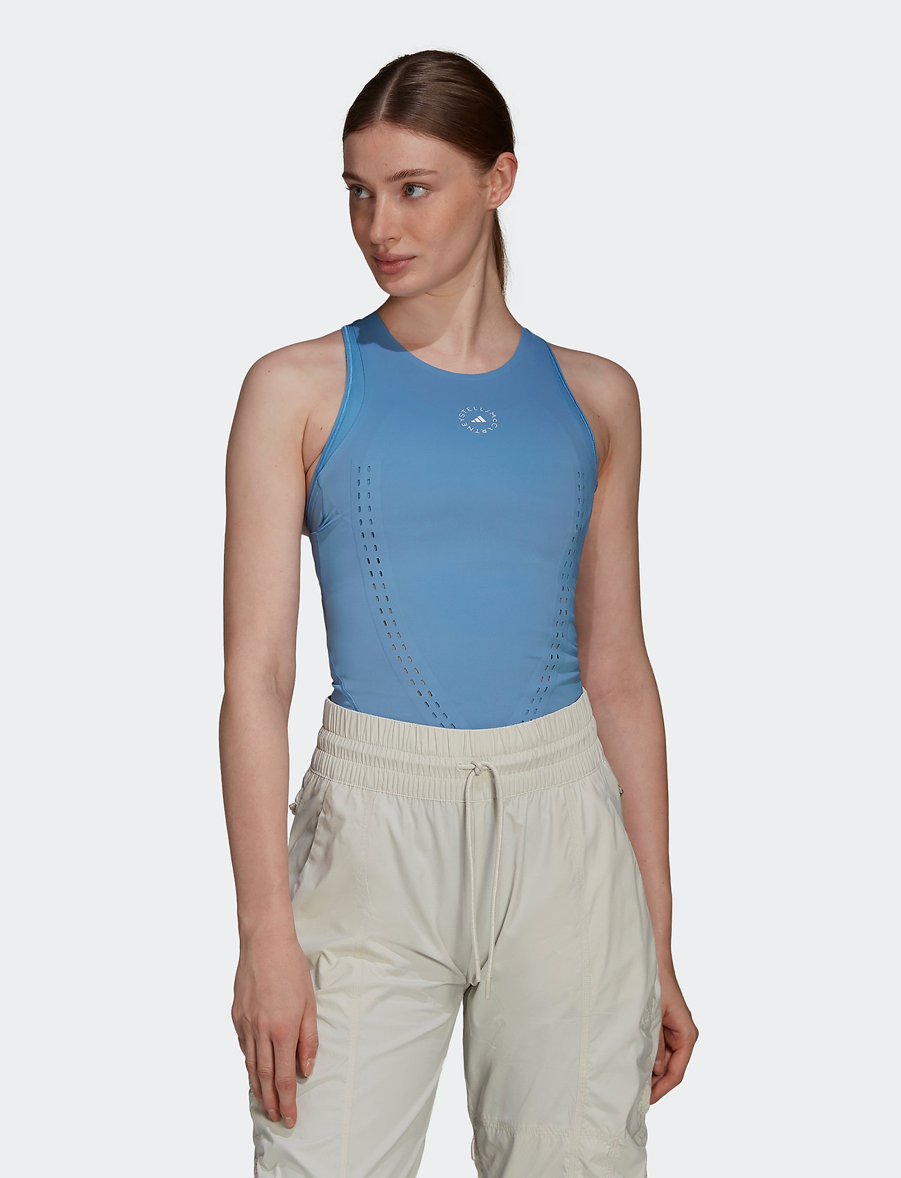 adidas by Stella McCartney - TruePurpose Tank Top W - sleeveless tops - stoblu - 0