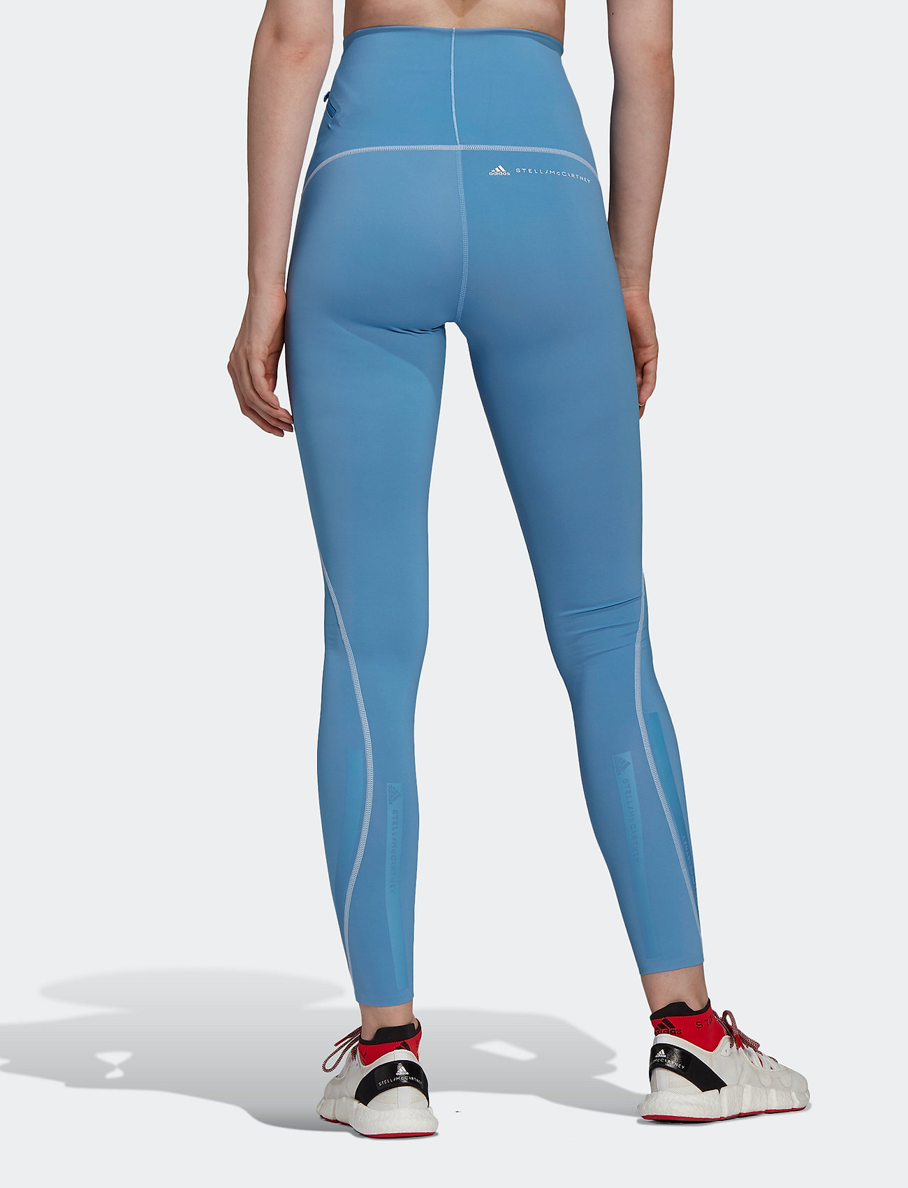 adidas by Stella McCartney - TruePurpose Tights W - tights & shorts - stoblu - 3