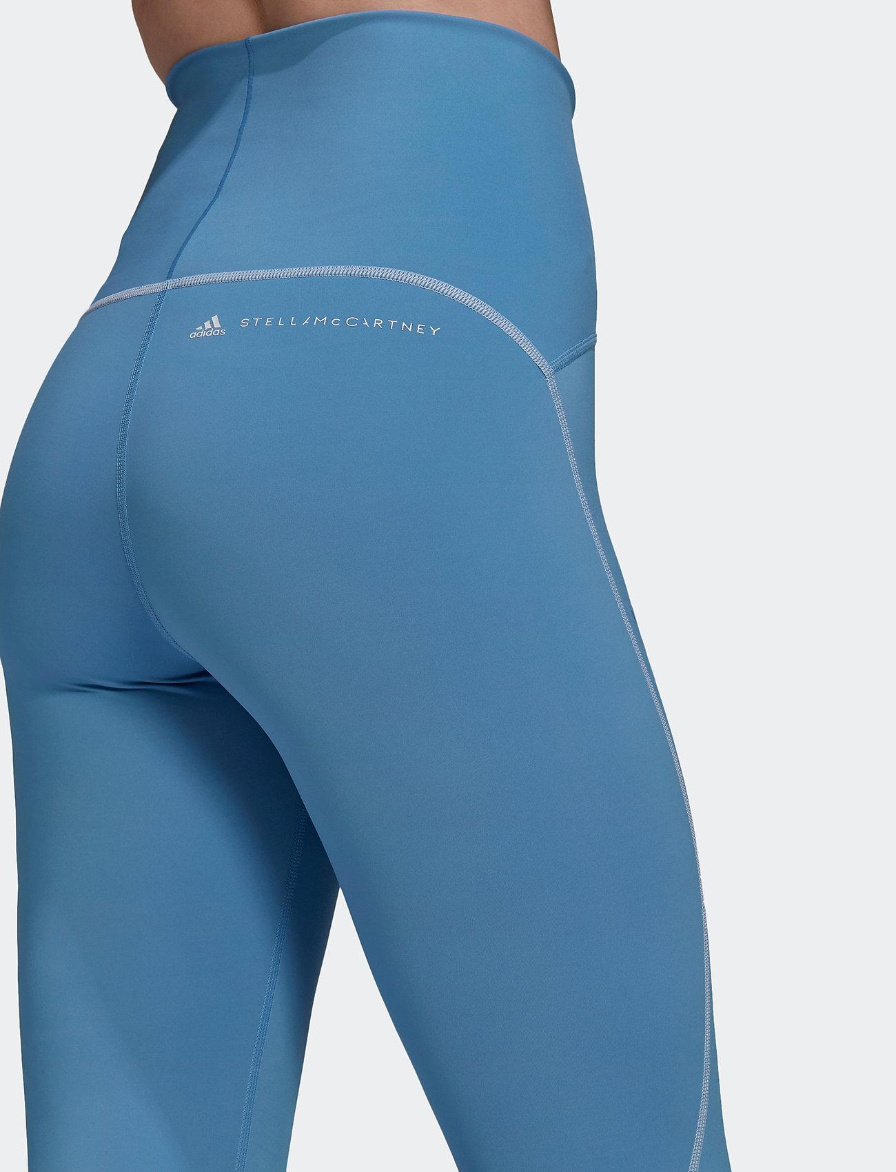 adidas by Stella McCartney - TruePurpose Tights W - tights & shorts - stoblu - 5