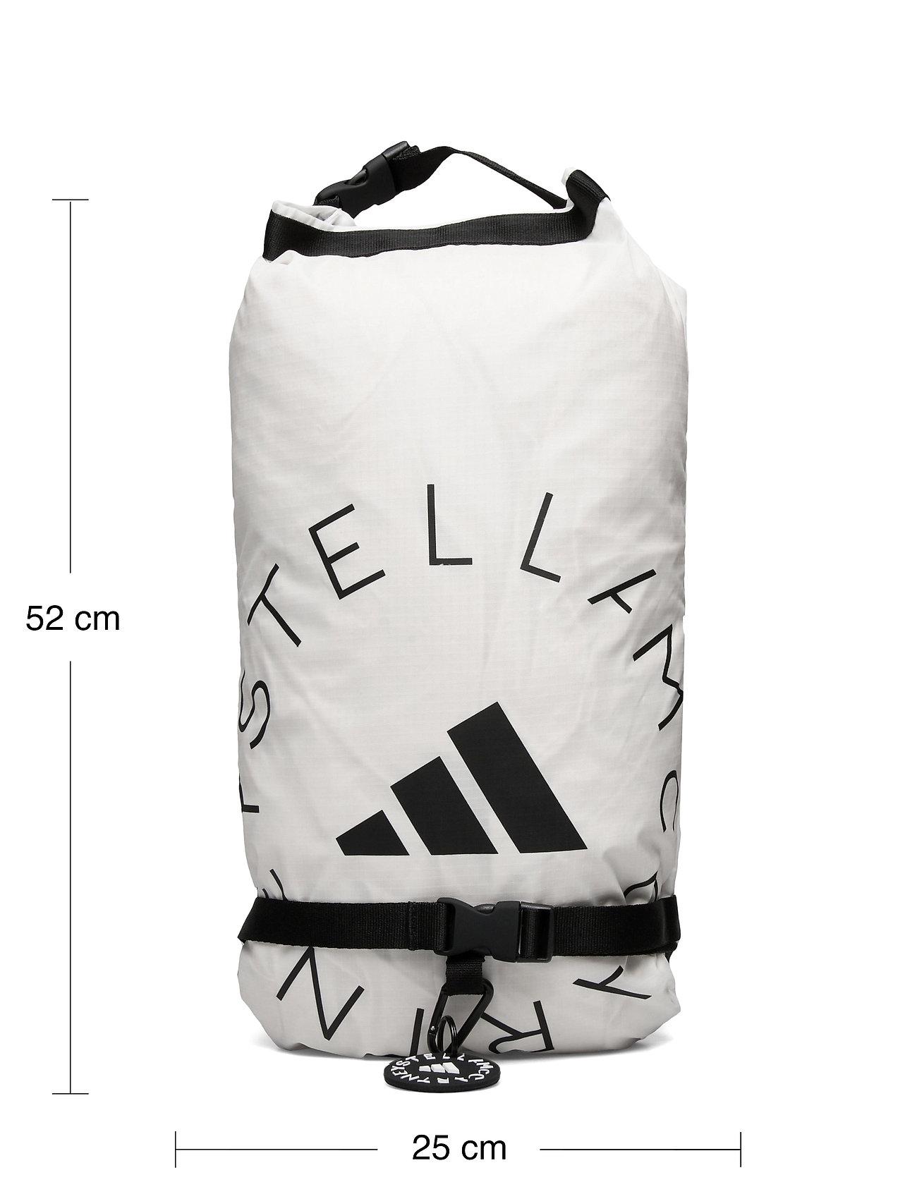 adidas by Stella McCartney - Water Bag W - nyheter - white/black - 3