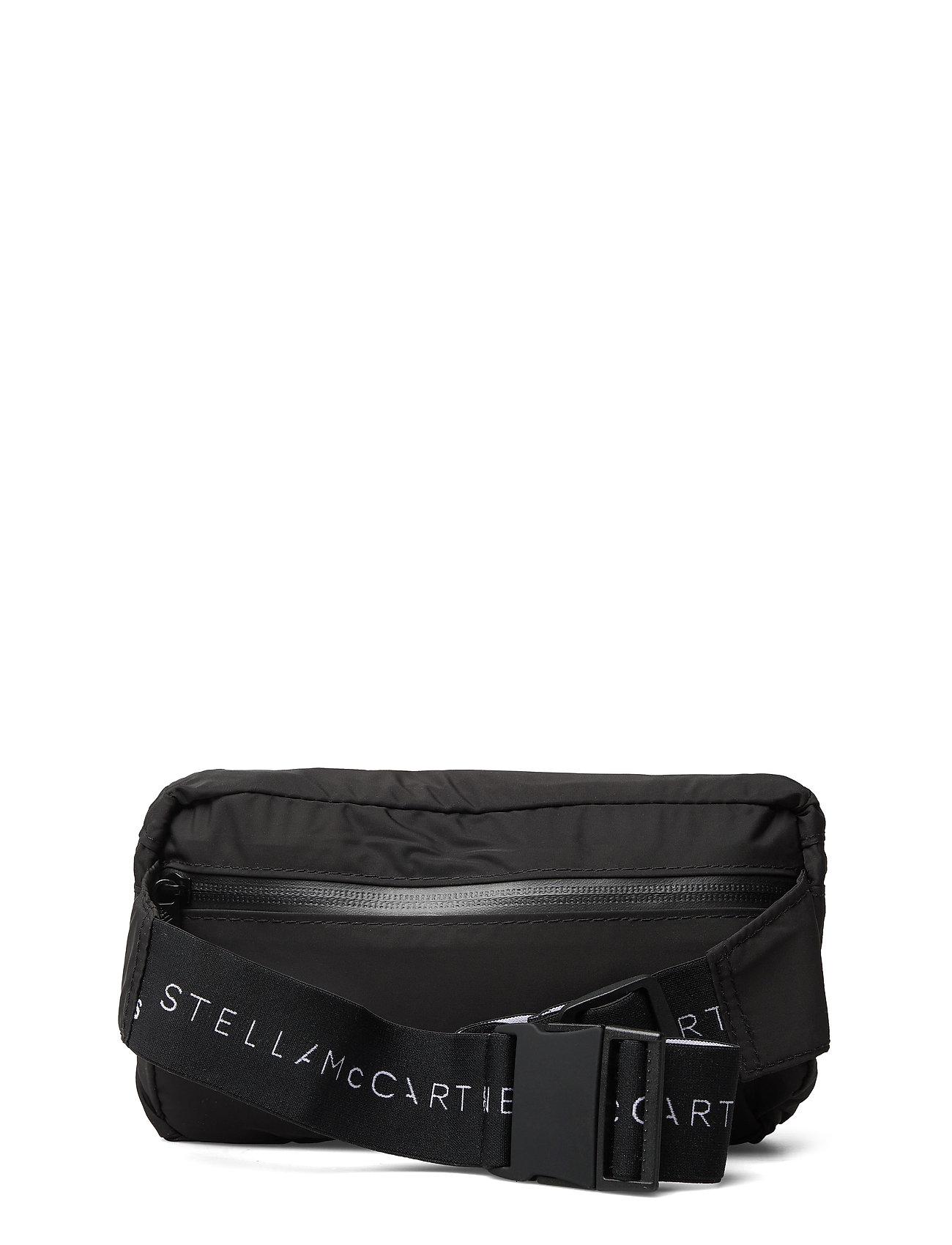 adidas by Stella McCartney - Gym Sack W - new arrivals - black/black/sofpow - 5