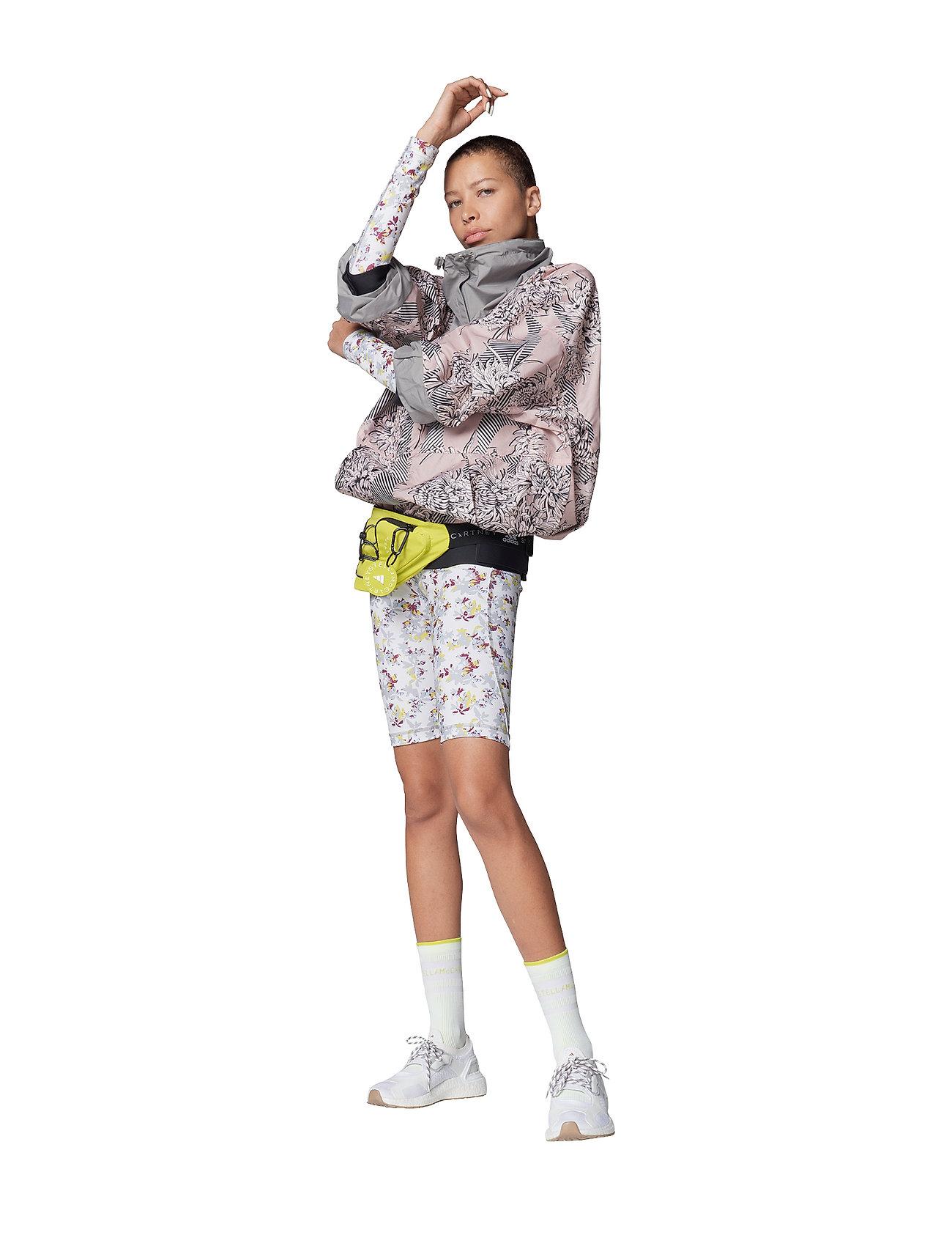 adidas by Stella McCartney - TruePurpose Allover Print Cycling Tights W - training shorts - white/multco - 5