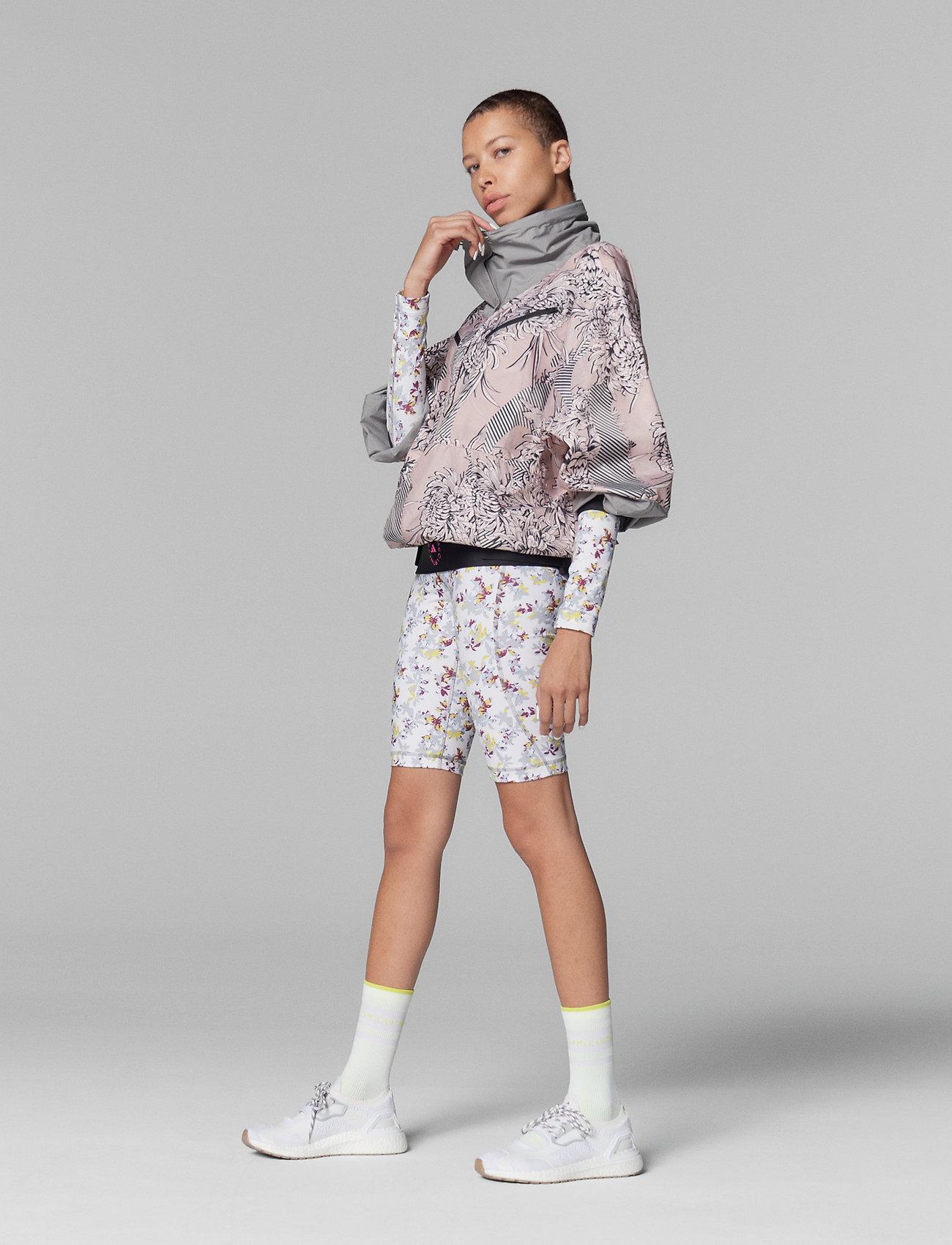 adidas by Stella McCartney - Future Playground Half-Zip Printed Jacket W - träningsjackor - pnktin/talc/pearos/bl - 6