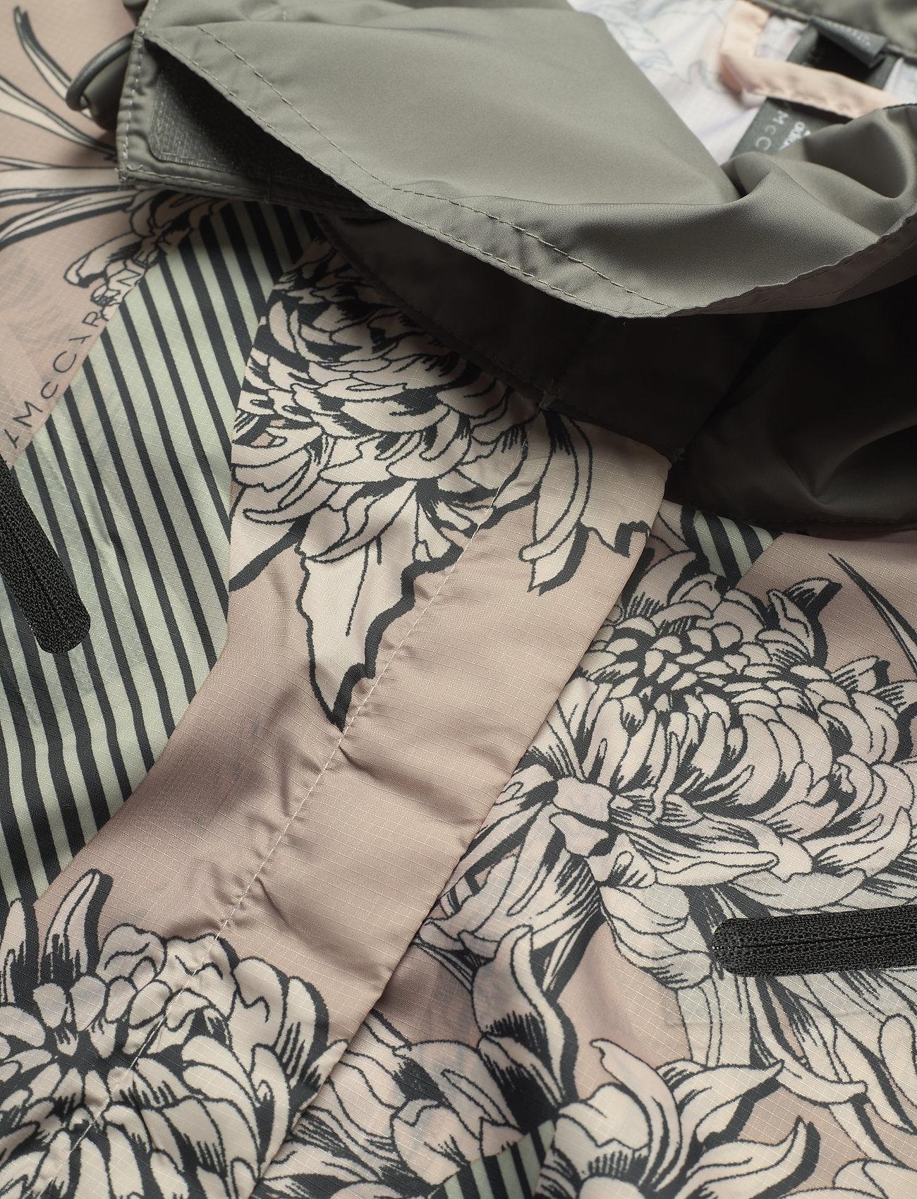 adidas by Stella McCartney - Future Playground Half-Zip Printed Jacket W - träningsjackor - pnktin/talc/pearos/bl - 3