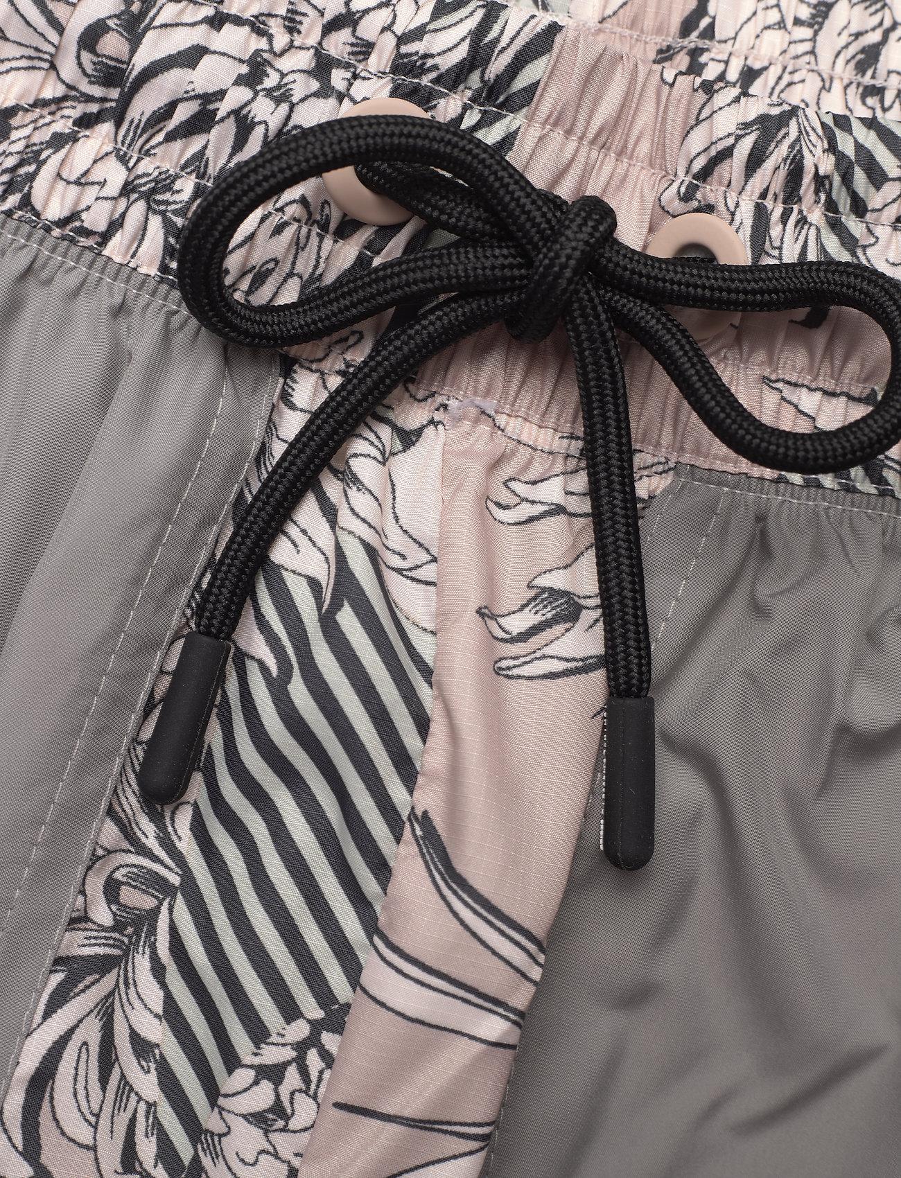 adidas by Stella McCartney - Future Playground Woven Pants W - sports pants - pnktin/talc/pearos/bl - 3