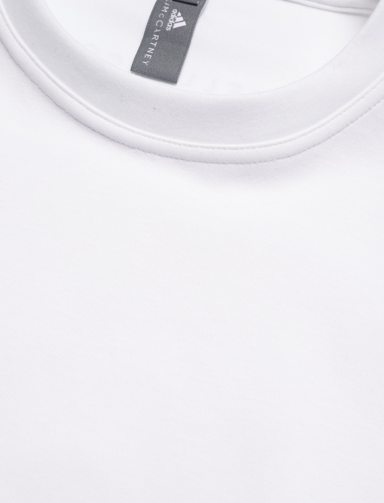 adidas by Stella McCartney - Future Playground Cropped T-Shirt W - crop tops - white - 3