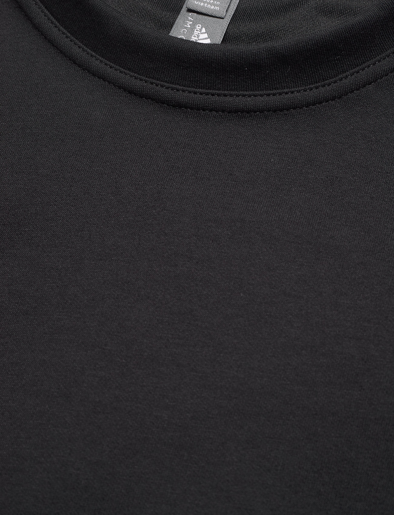 adidas by Stella McCartney - Future Playground Cropped T-Shirt W - tops & t-shirts - black - 6