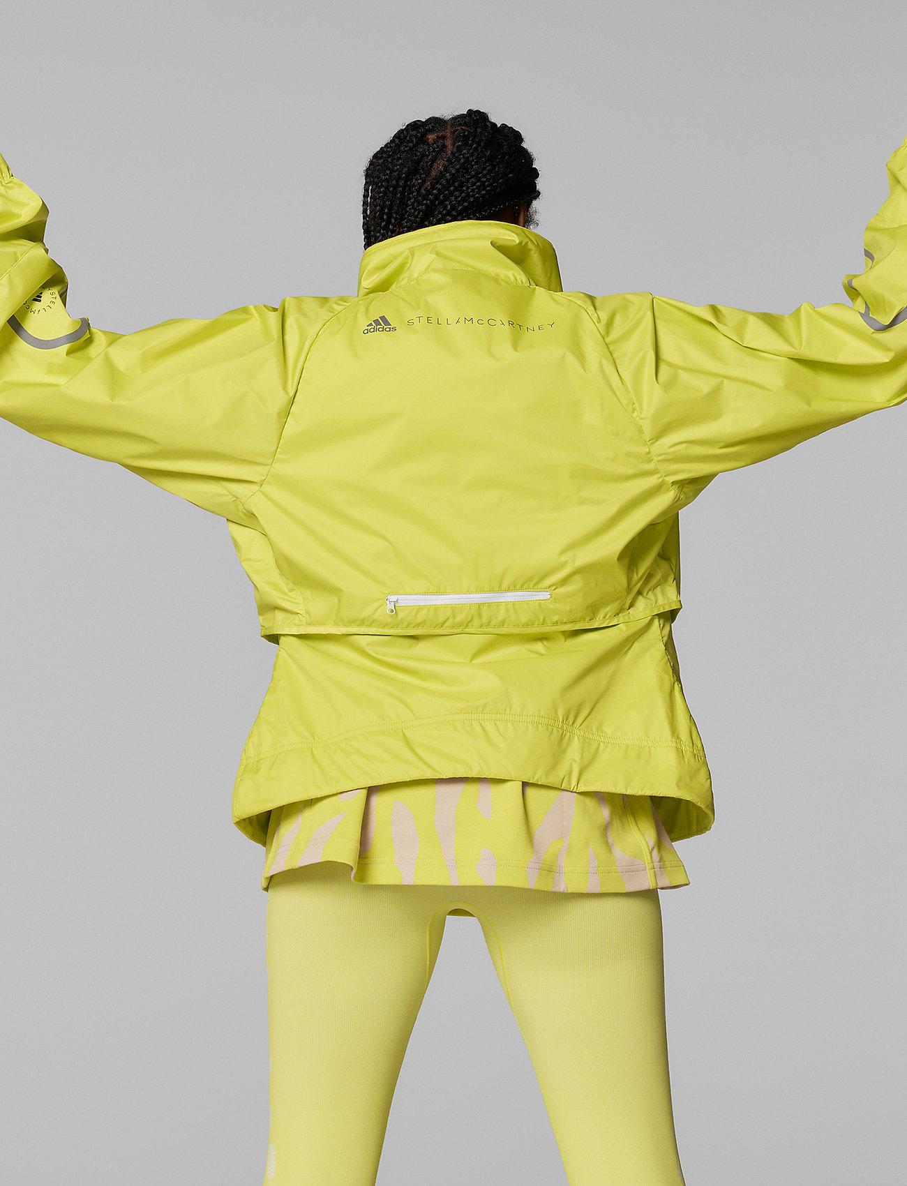 adidas by Stella McCartney - TruePace Two-In-One Jacket W - training jackets - aciyel - 6