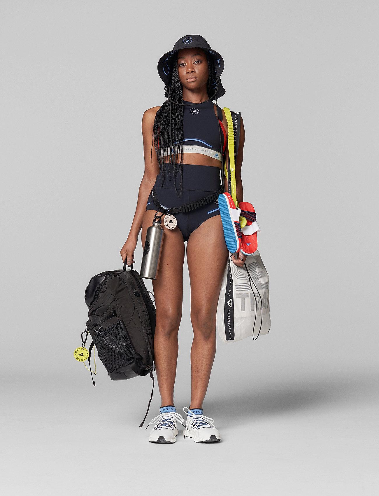 adidas by Stella McCartney - BeachDefender Bikini Bottoms W - bikinitrosor - black - 4