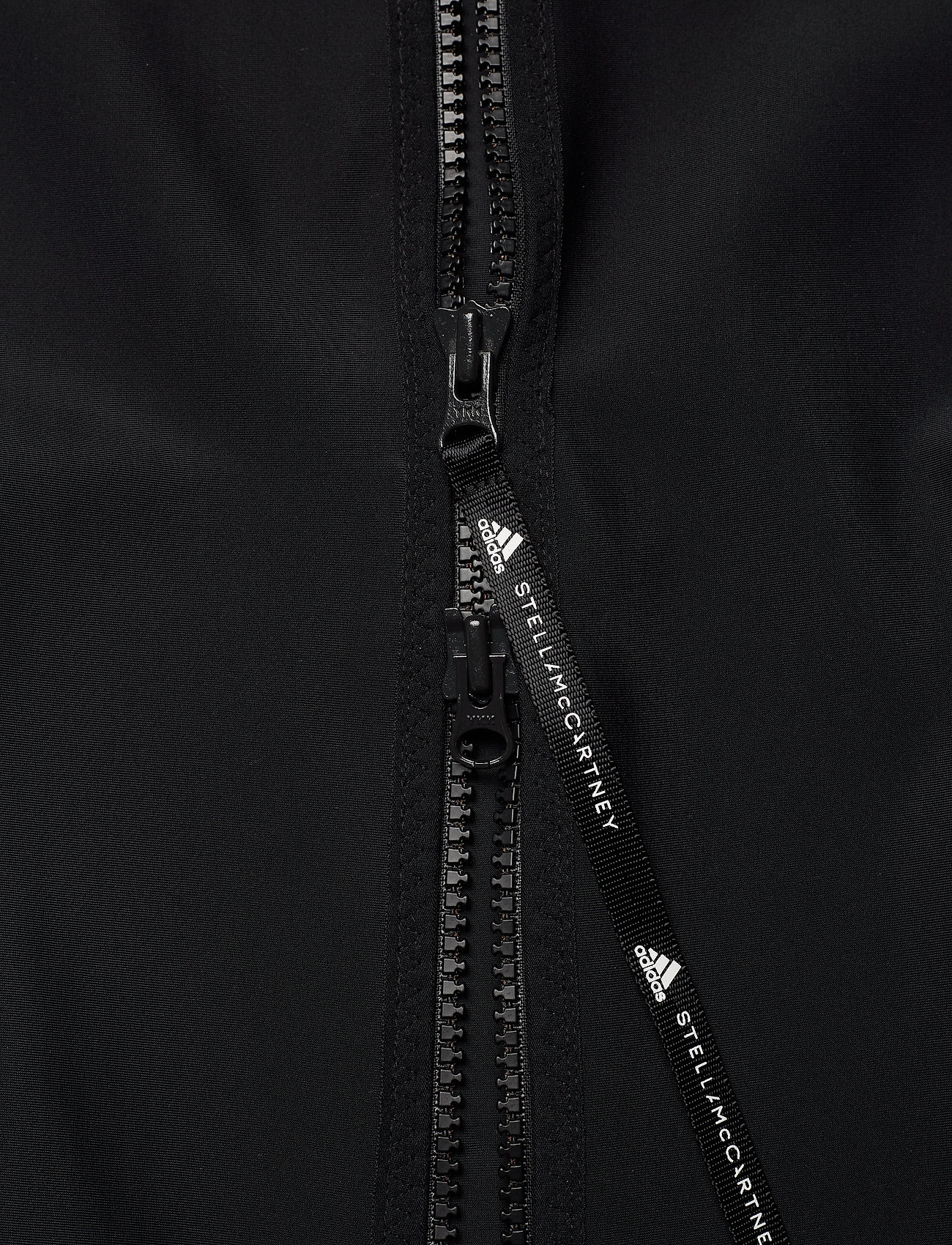 adidas by Stella McCartney - BeachDefender Midlayer Jacket W - sweatshirts & hoodies - black/stoblu - 7