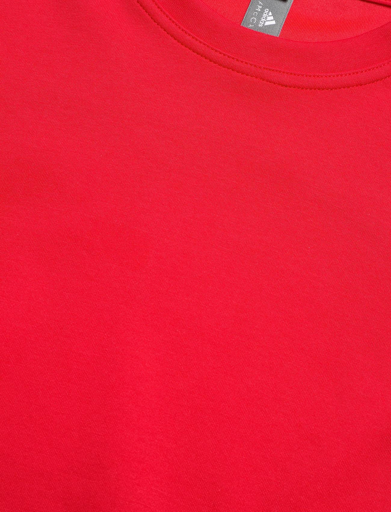 adidas by Stella McCartney - Future Playground Cropped T-Shirt W - tops & t-shirts - vivred - 4