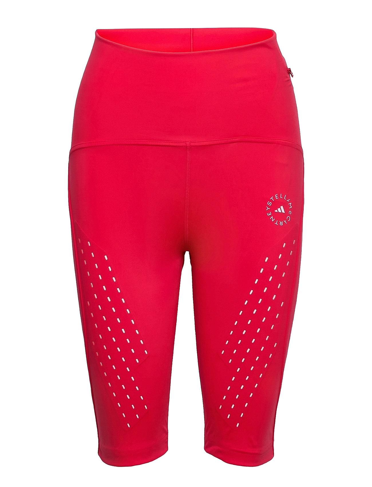 Truepurpose High Waist Bike Shorts W Shorts Cycling Shorts Lyserød Adidas By Stella McCartney