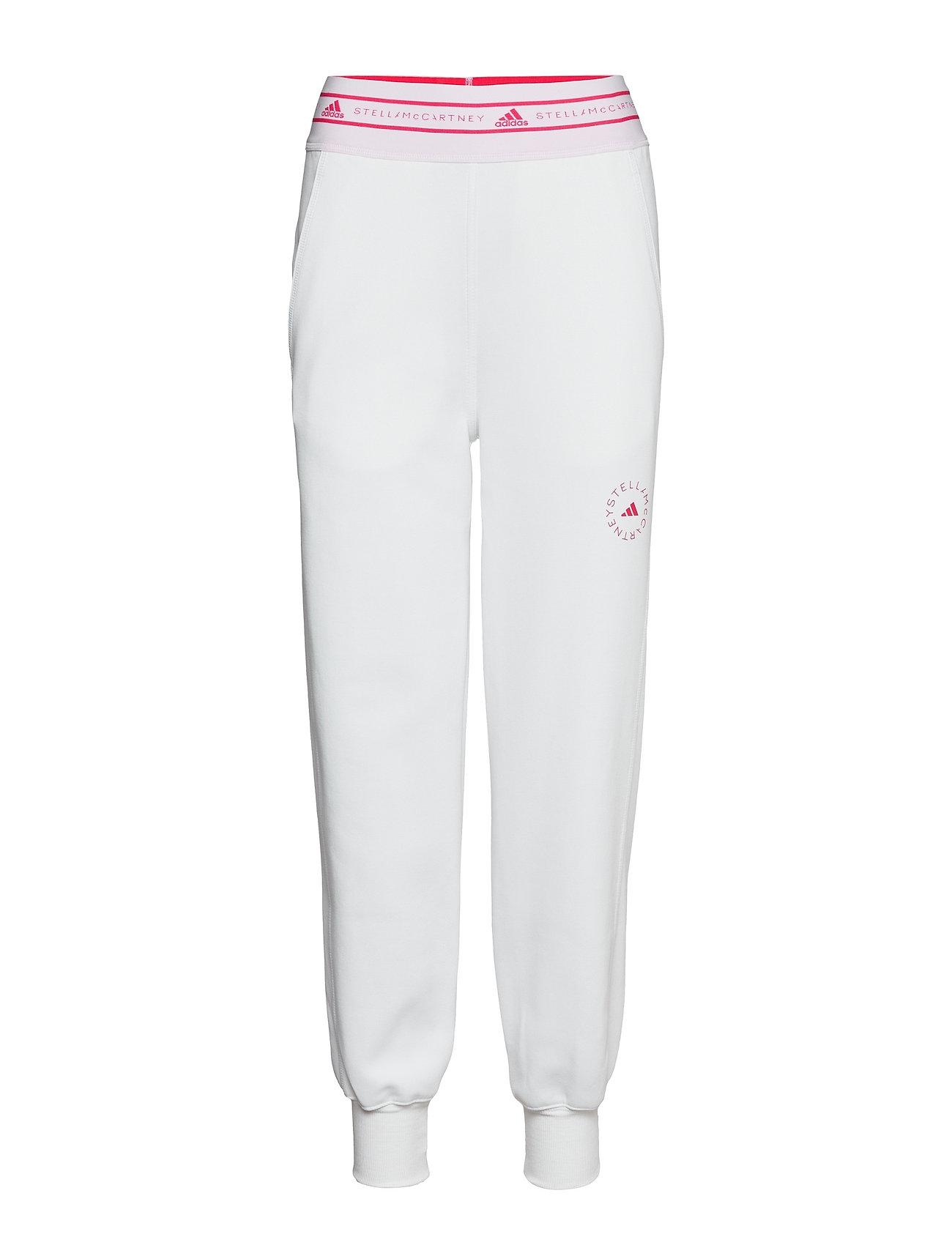 Sc Sweat Pants W Sweatpants Hyggebukser Hvid Adidas By Stella McCartney