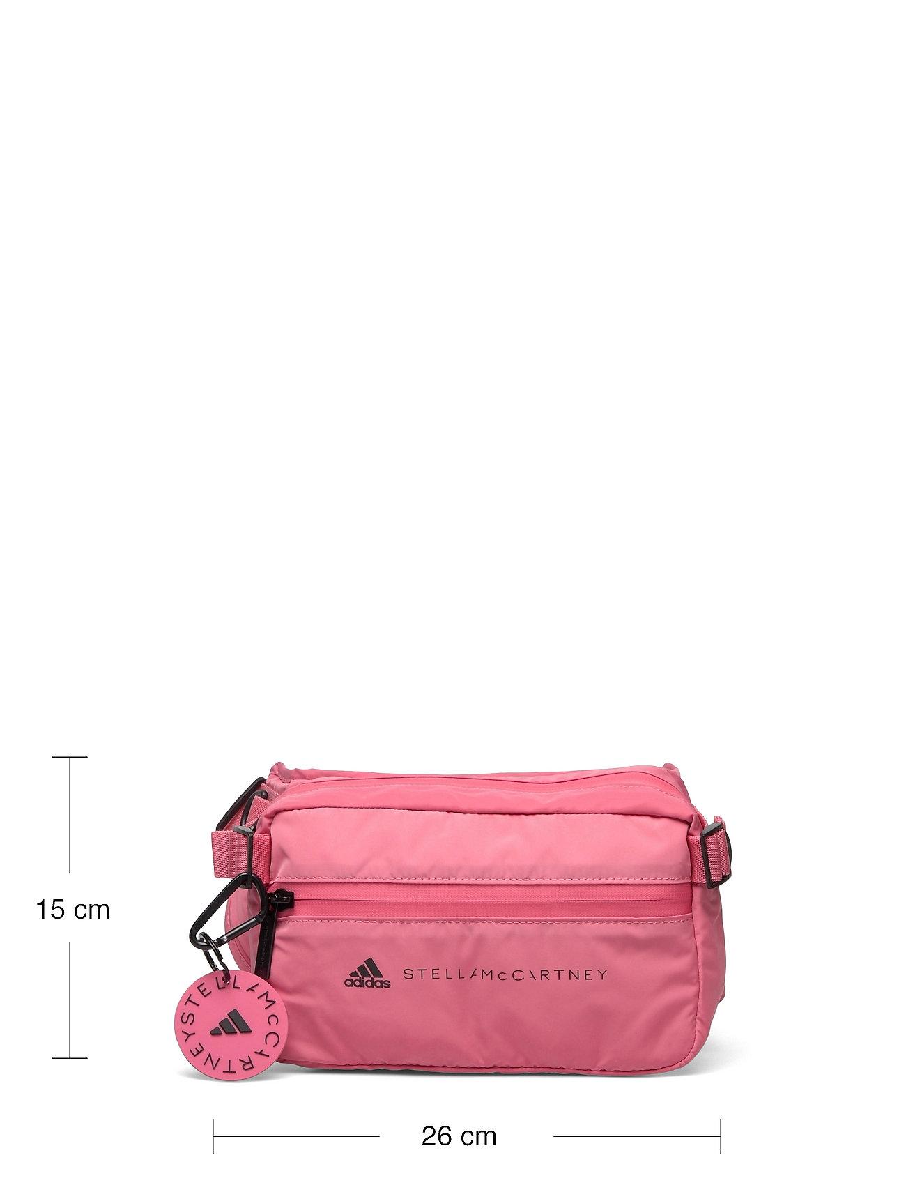 adidas by Stella McCartney - Bum Bag W - belt bags - hazros/black - 5
