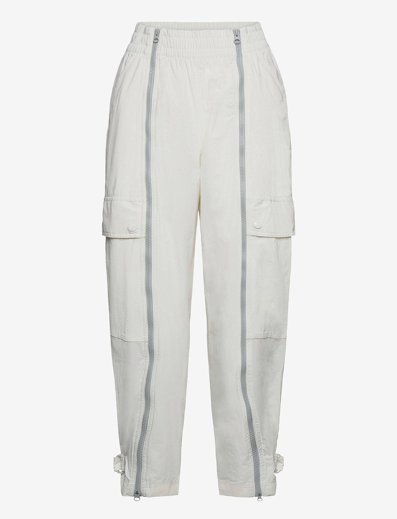 adidas by Stella McCartney - Performance Training Suit Pants W - sportbroeken - cwhite - 0