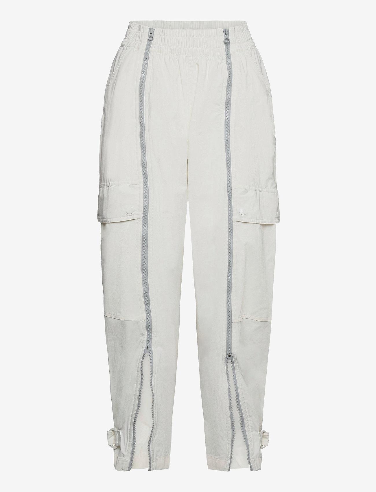 adidas by Stella McCartney - Performance Training Suit Pants W - sportbroeken - cwhite - 1