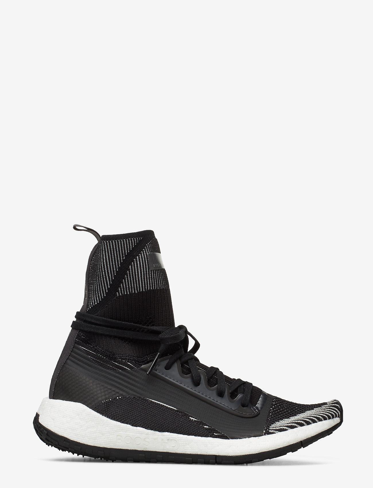 Adidas By Stella Mccartney Pulseboost Hd Mid S. - Sportskor Utiblk/dusros/utiblk