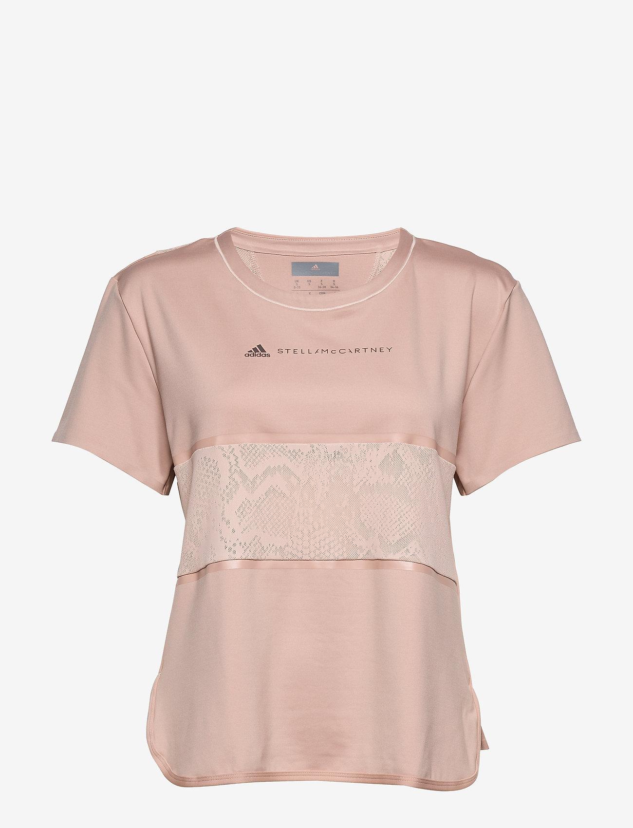 adidas by Stella McCartney - LOOSE TEE - t-shirty - icepnk