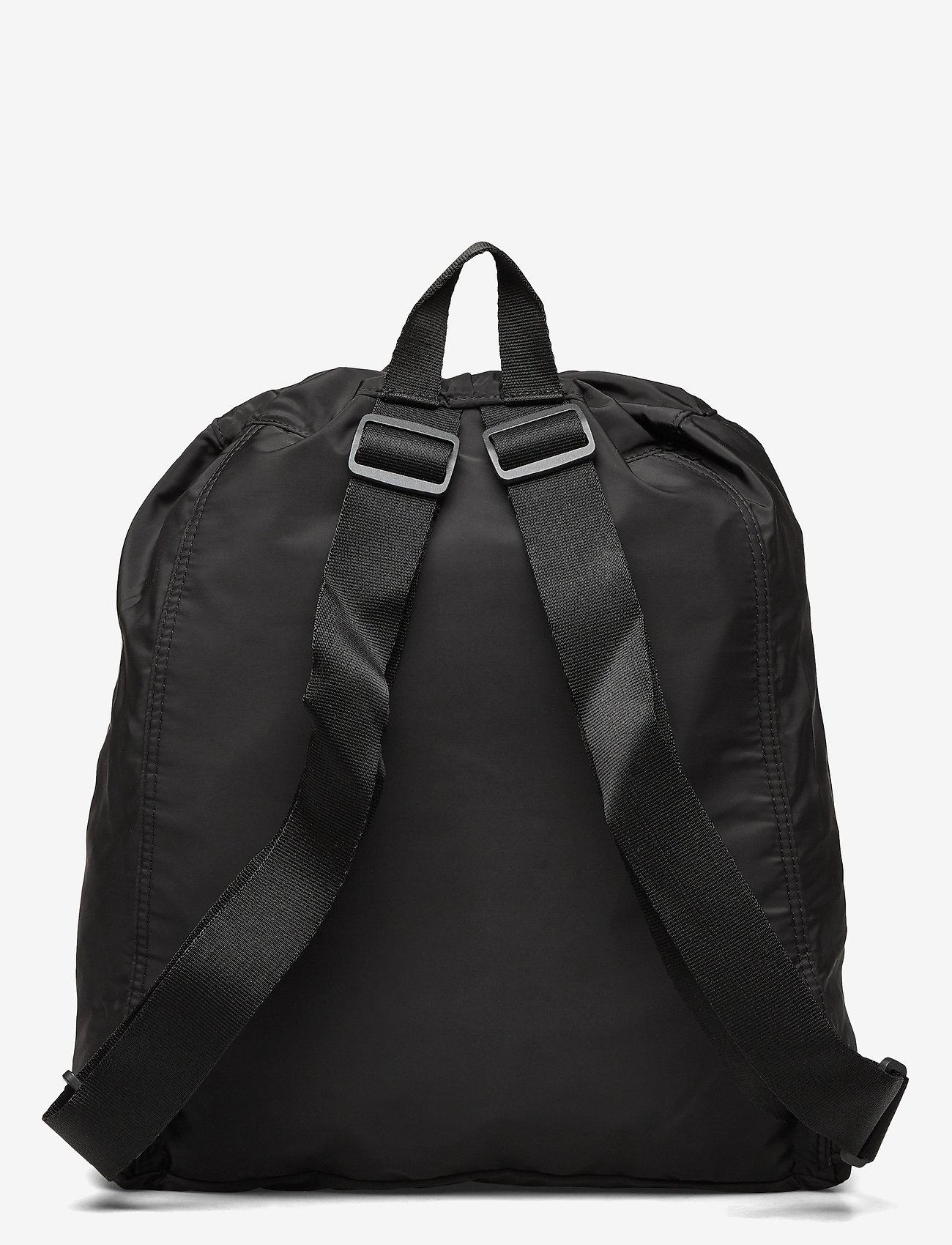 adidas by Stella McCartney - GYMSACK - gymtassen - black/black/white - 1