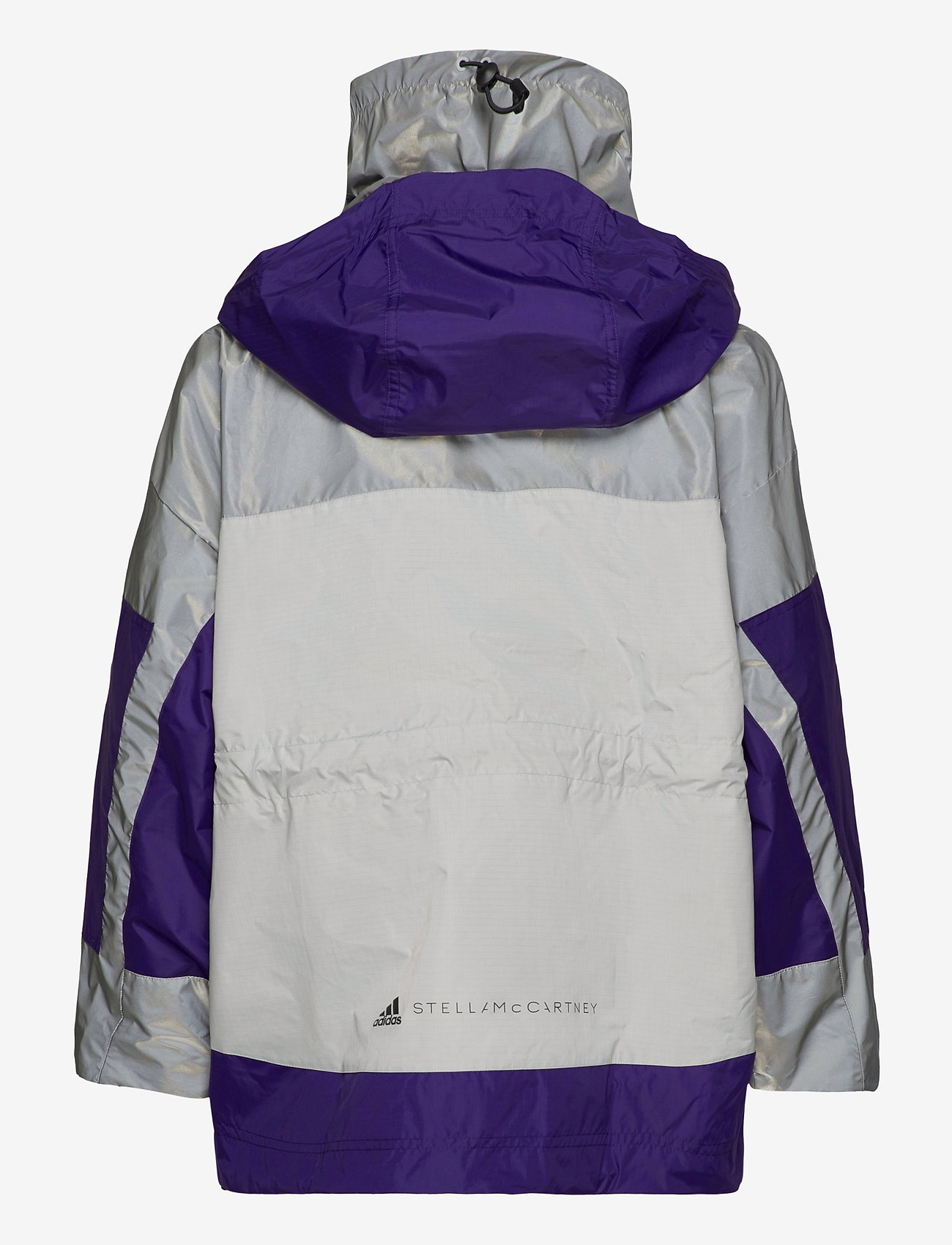 adidas by Stella McCartney - URBXTR SH JKT - training jackets - refsil/clonix/cpurpl - 3