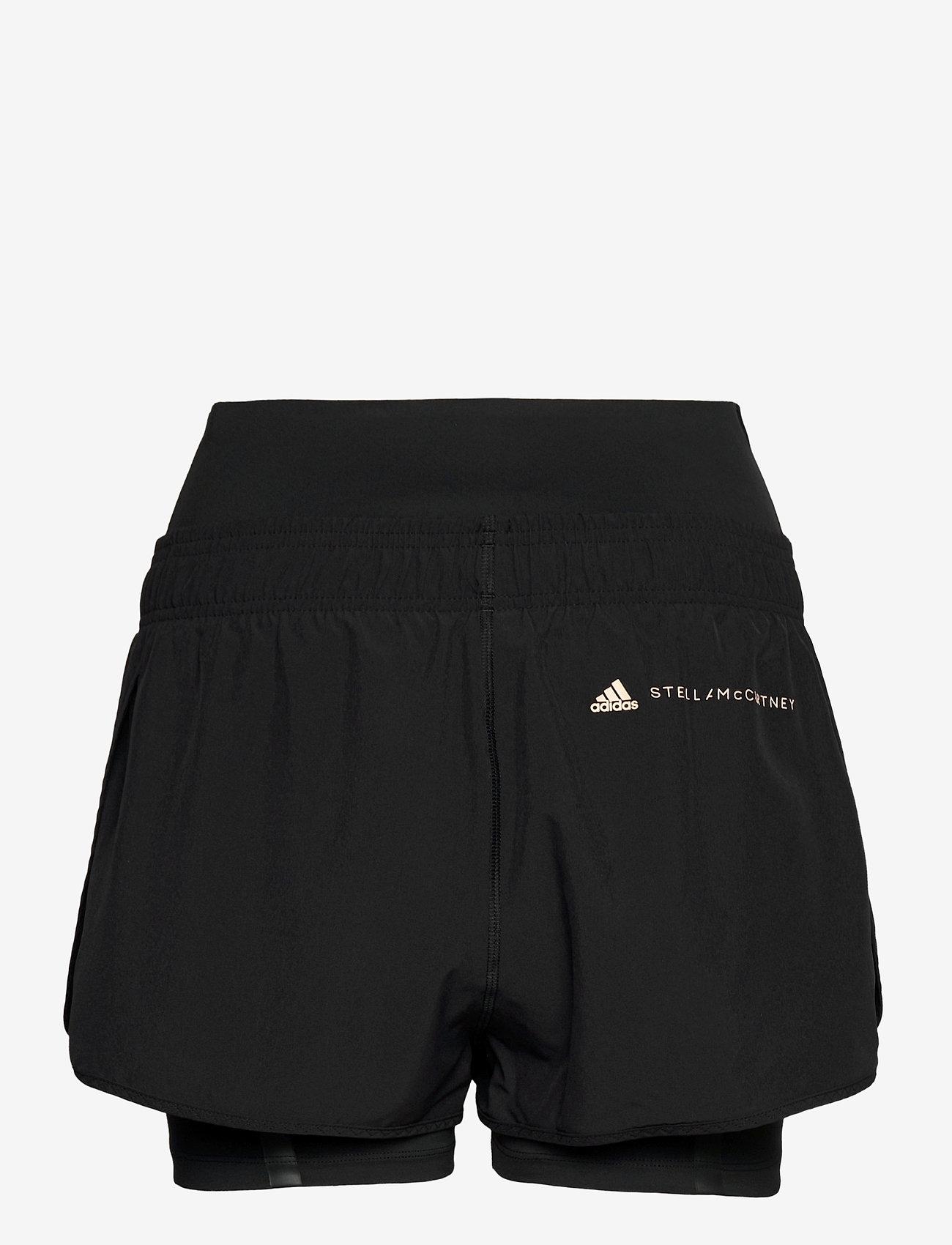 adidas by Stella McCartney - TruePurpose High Intensity Shorts W - tights & shorts - black - 2