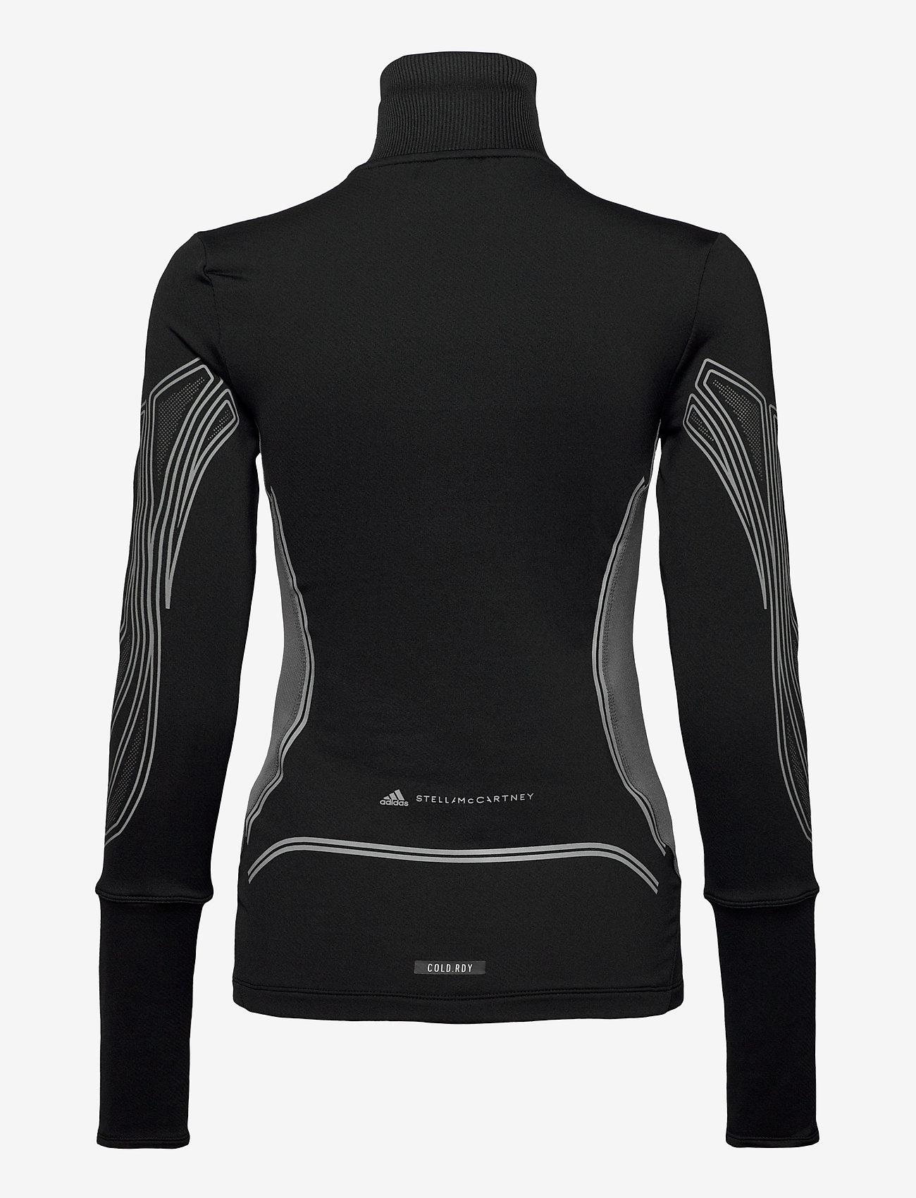 adidas by Stella McCartney - TRUEPACE C.R ML - training jackets - black/granit - 1
