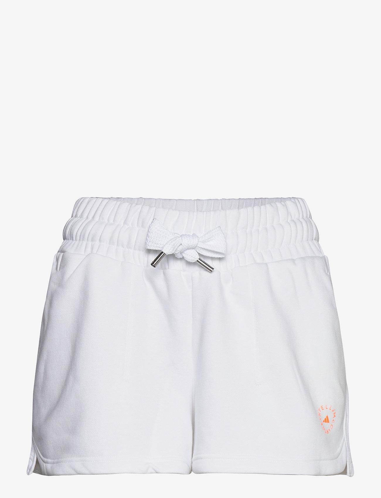 adidas by Stella McCartney - SWEAT SHORT - training korte broek - white - 0