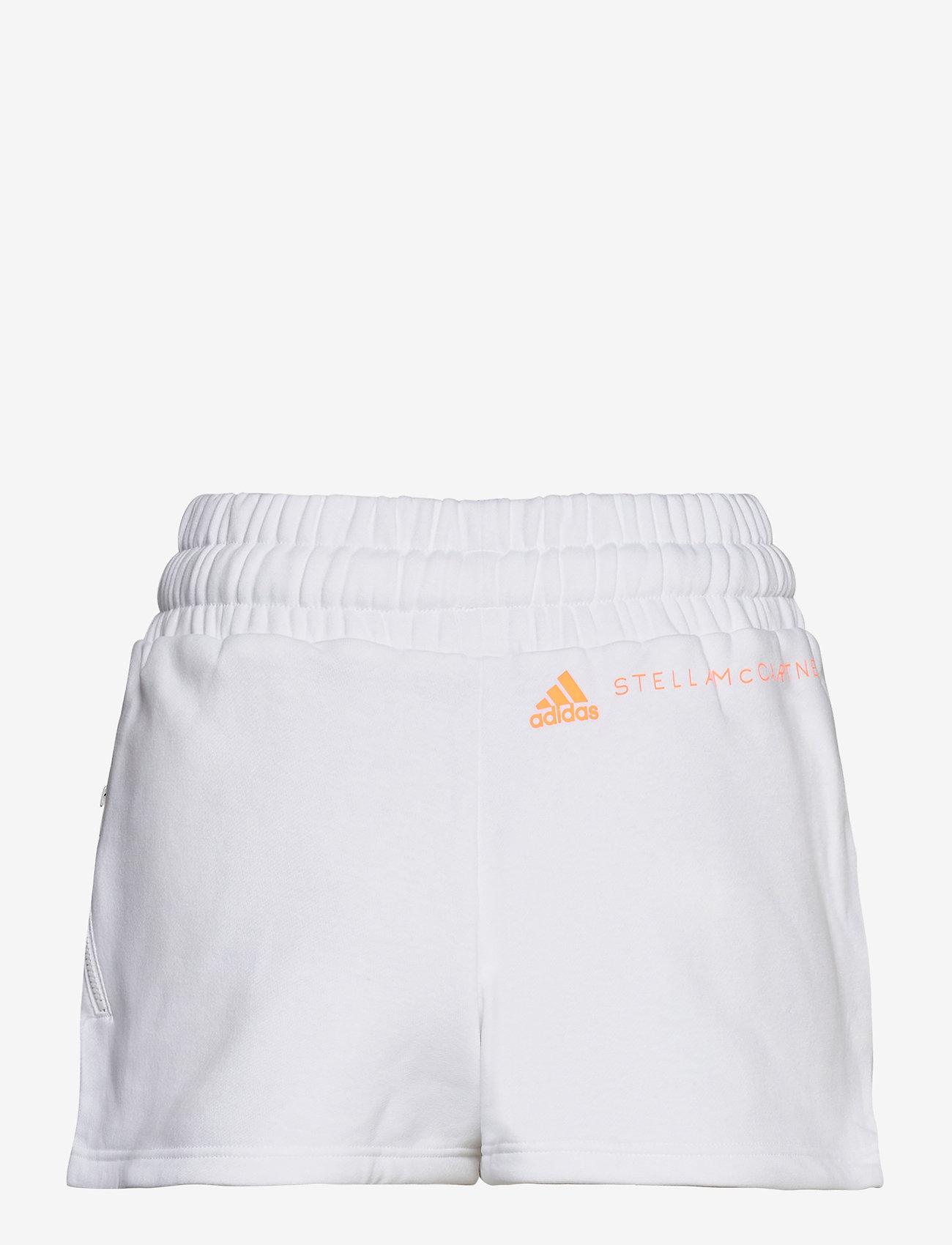 adidas by Stella McCartney - SWEAT SHORT - training korte broek - white - 1