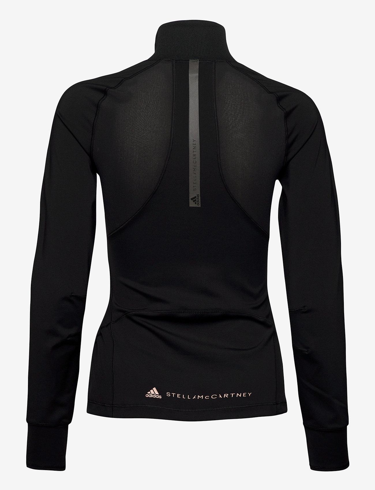 adidas by Stella McCartney - TruePurpose Midlayer Jacket W - collegepaidat ja hupparit - black - 1