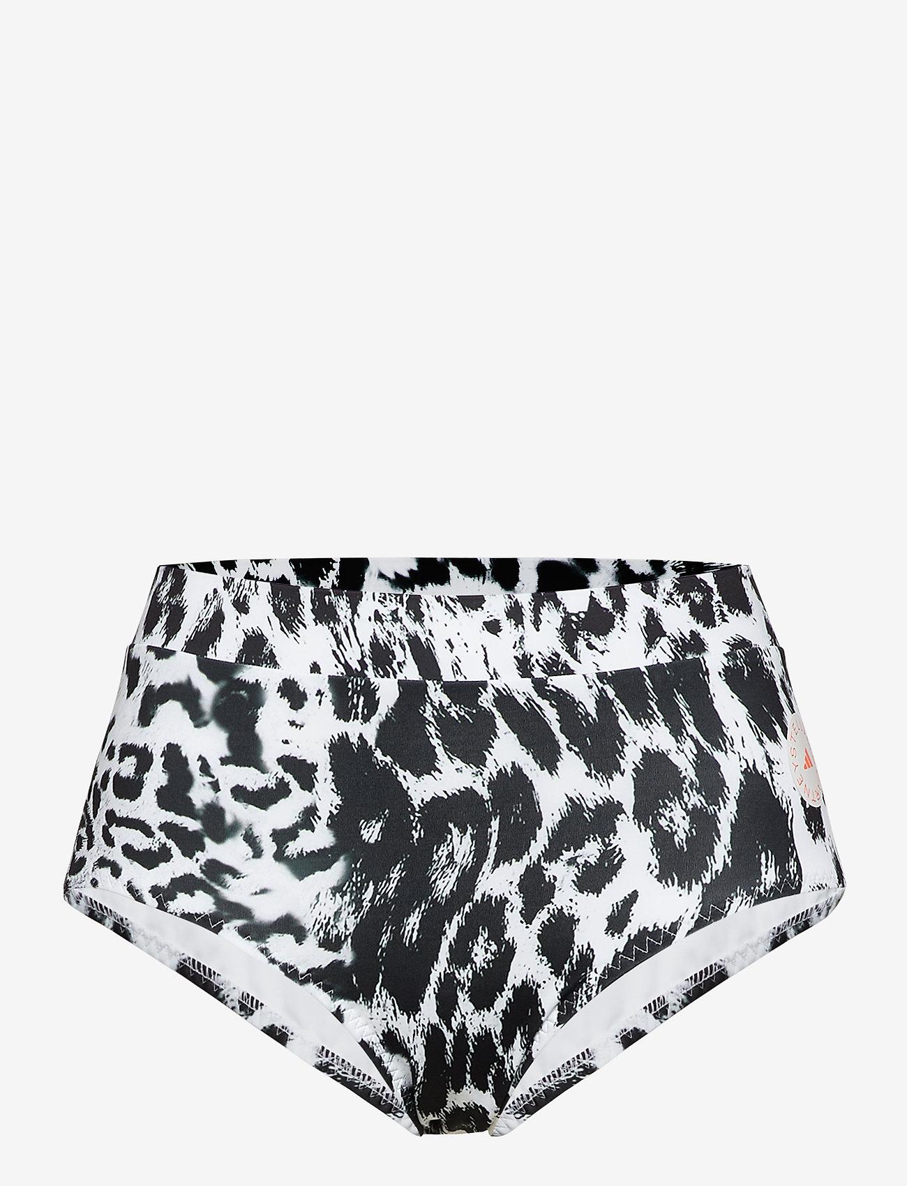 adidas by Stella McCartney - TRUEPUR BIKINIB - bikinitrosor - white/black - 1