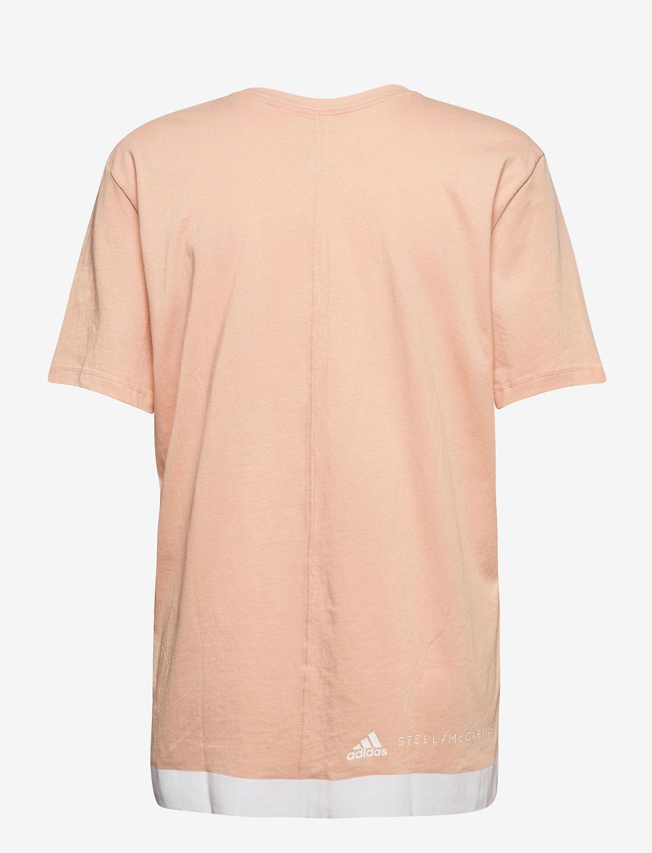 adidas by Stella McCartney - COTTON TEE - t-shirts - sofpow - 1