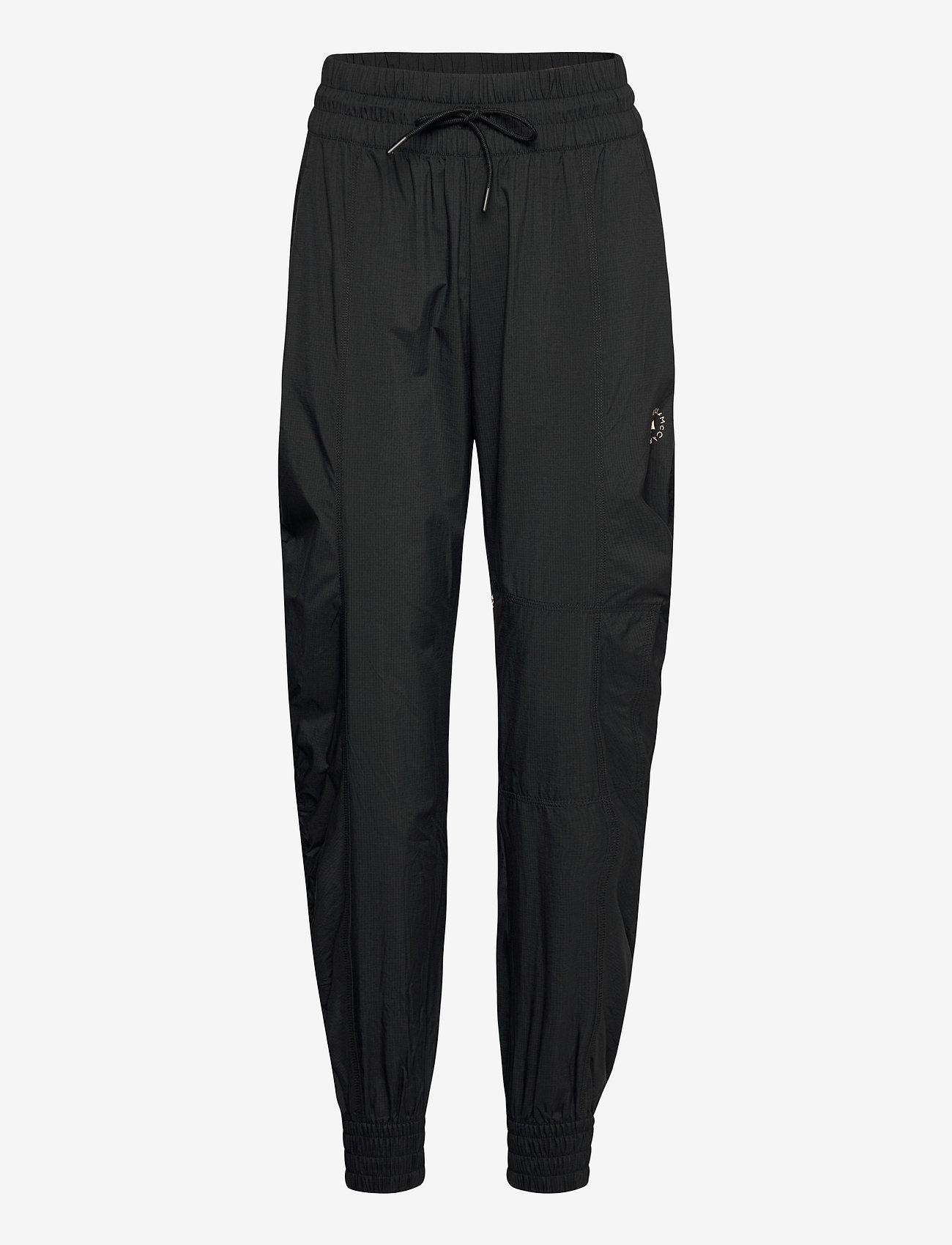 adidas by Stella McCartney - Woven Pants W - träningsbyxor - black - 0