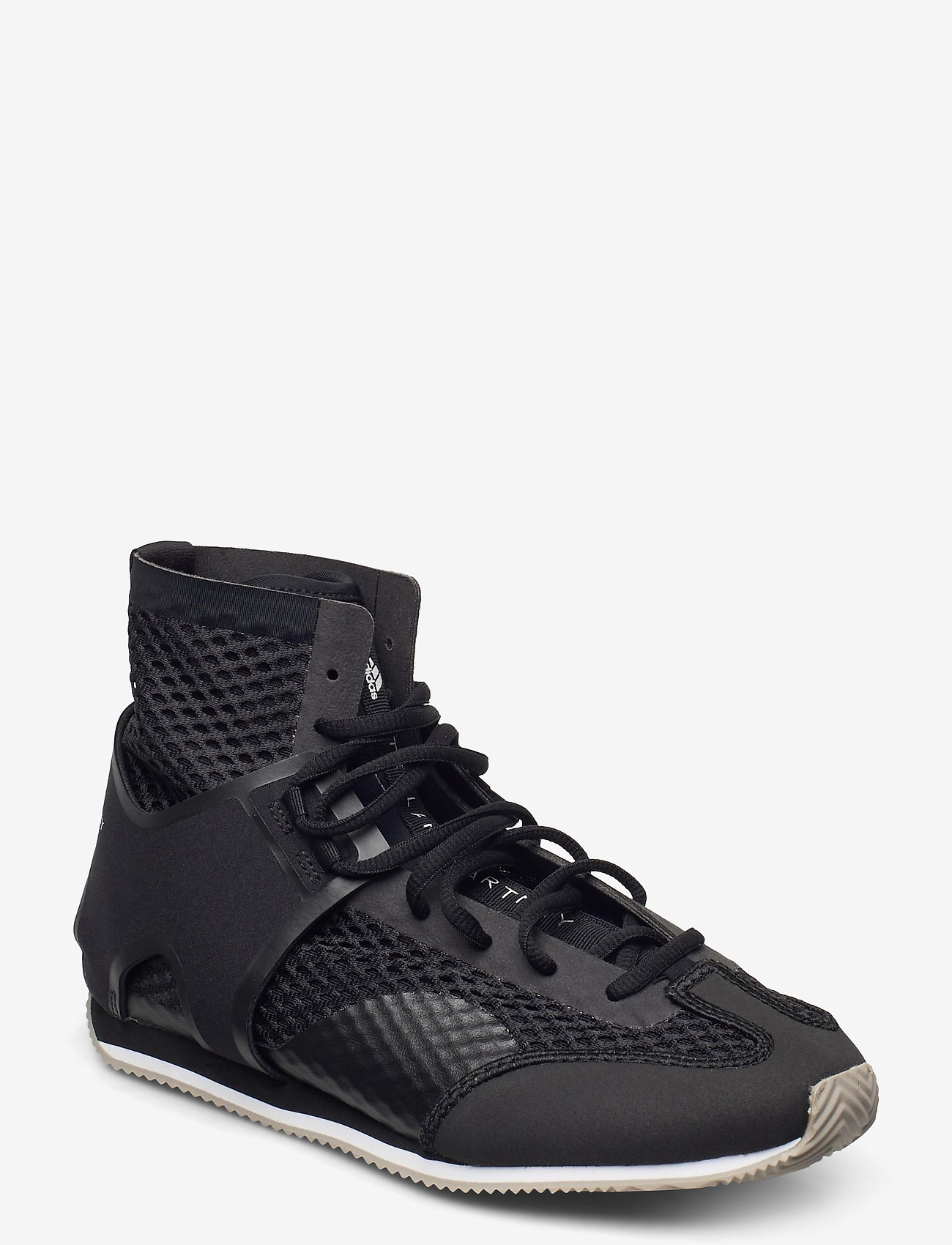 adidas by Stella McCartney - Boxing Shoe S. - training shoes - cblack/lbrown/ftwwht - 0