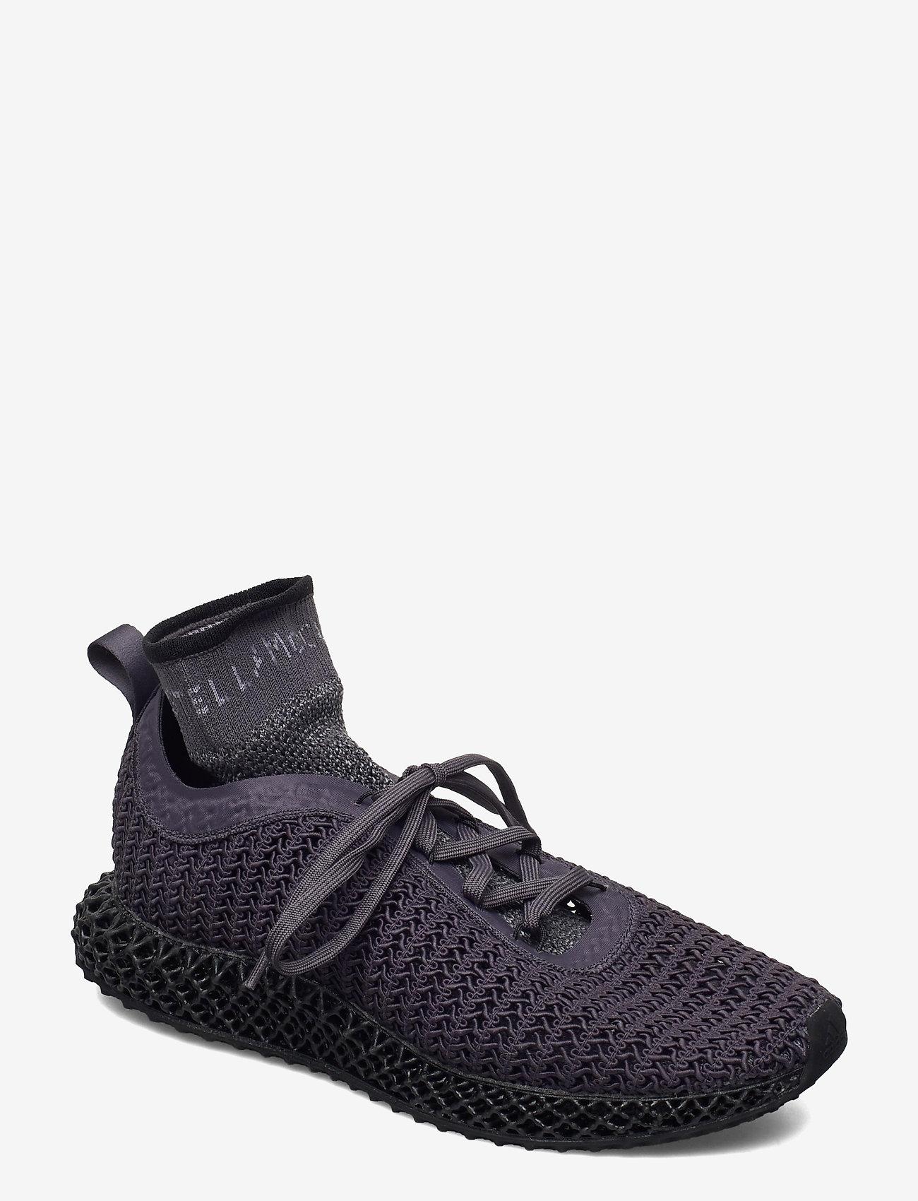adidas by Stella McCartney - ALPHAEDGE 4D - running shoes - ngtste/cblack/plamau - 0
