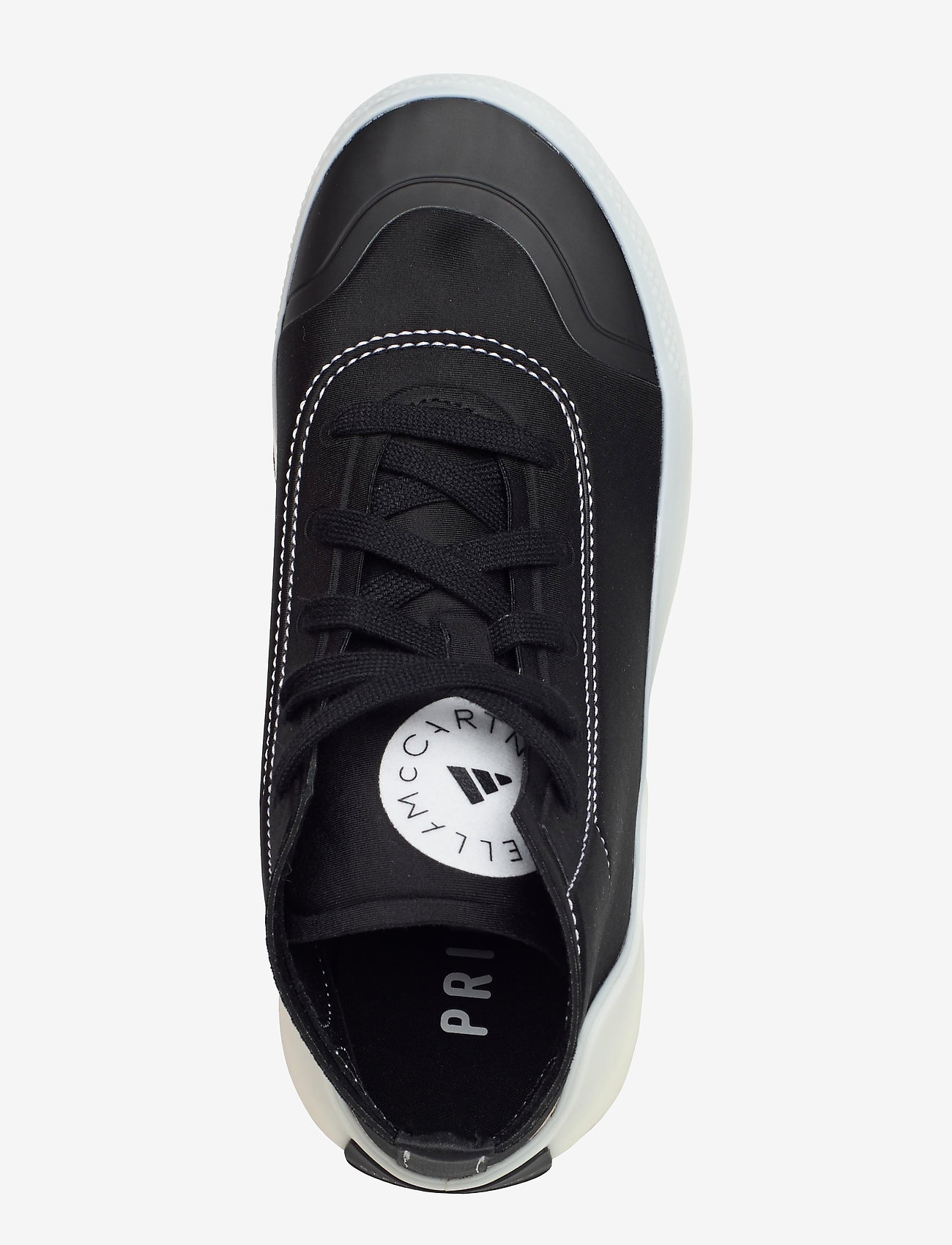 adidas by Stella McCartney - aSMC Treino Mid - high top sneakers - cblack/clowhi/owhite - 3