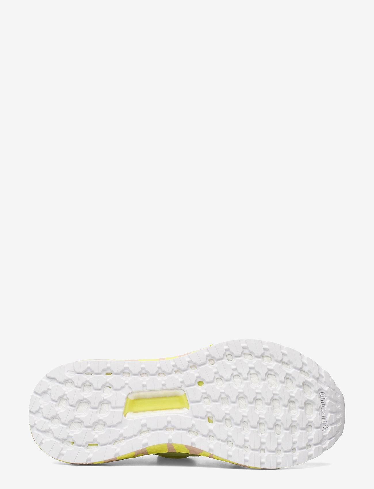 adidas by Stella McCartney - Ultraboost 20 W - running shoes - aciyel/aciyel/pearos - 5