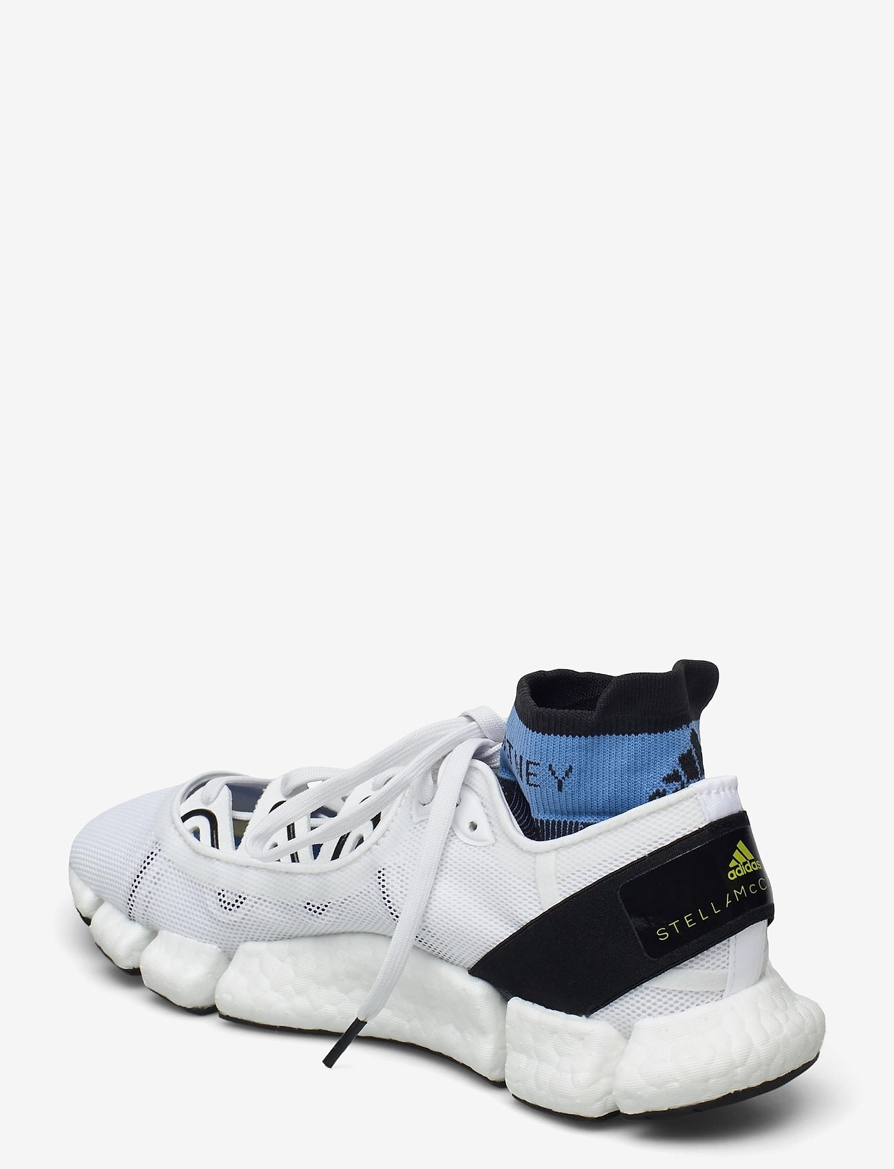 adidas by Stella McCartney - Vento W - running shoes - ftwwht/cblack/stoblu - 2