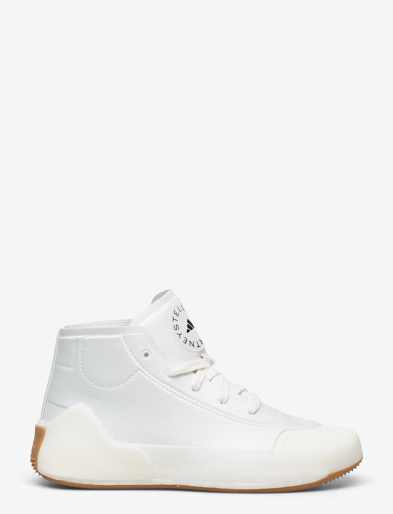 adidas by Stella McCartney - aSMC Treino Mid - höga sneakers - ftwwht/owhite/pearos - 2