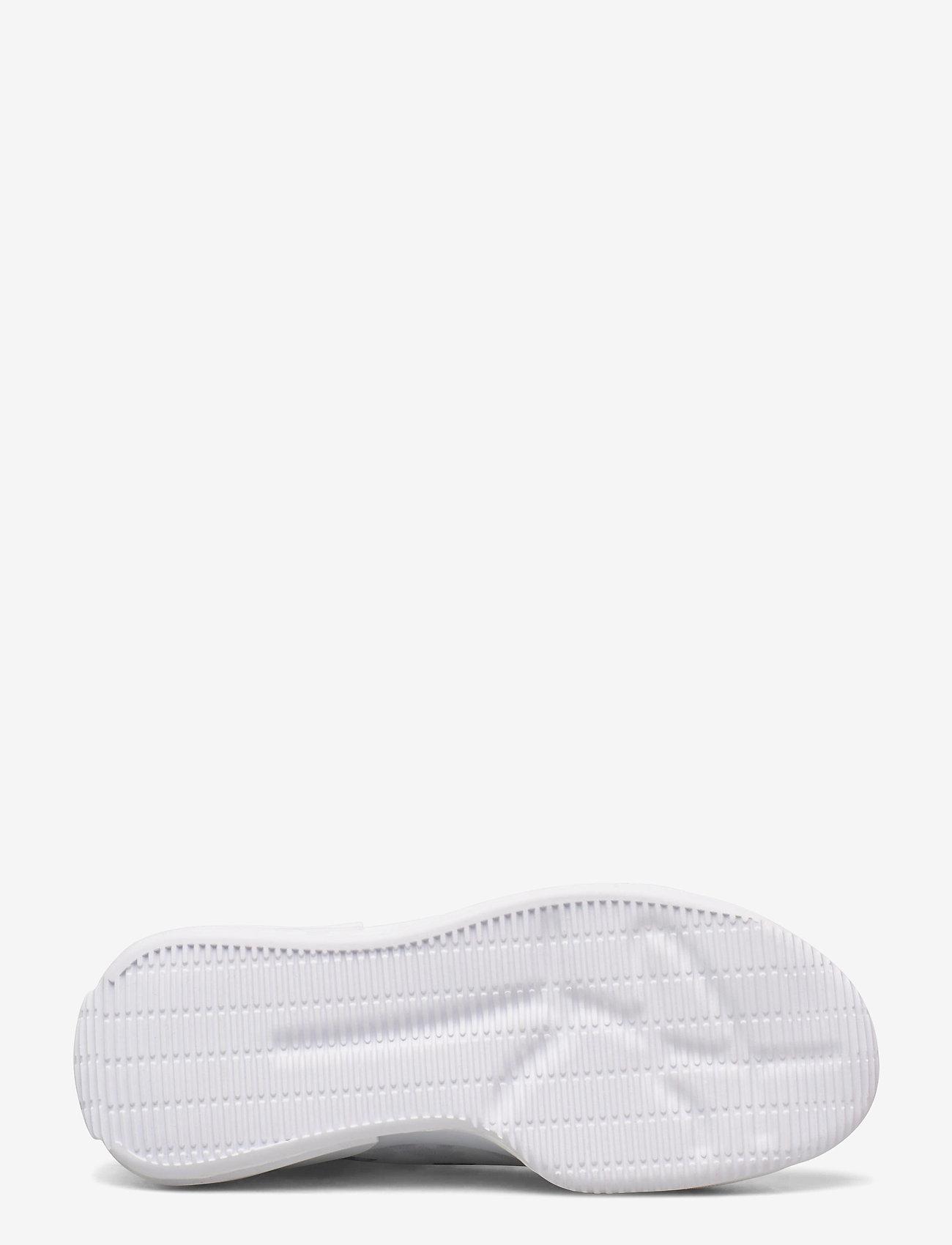 adidas by Stella McCartney - Treino Mid-Cut W - high top sneakers - ftwwht/cblack/aciyel - 4