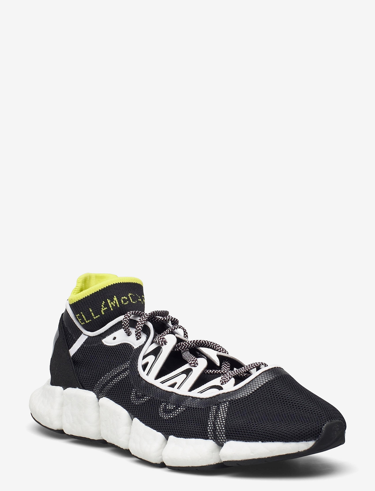 adidas by Stella McCartney - Vento W - chunky sneakers - ftwwht/aciyel/cblack - 0
