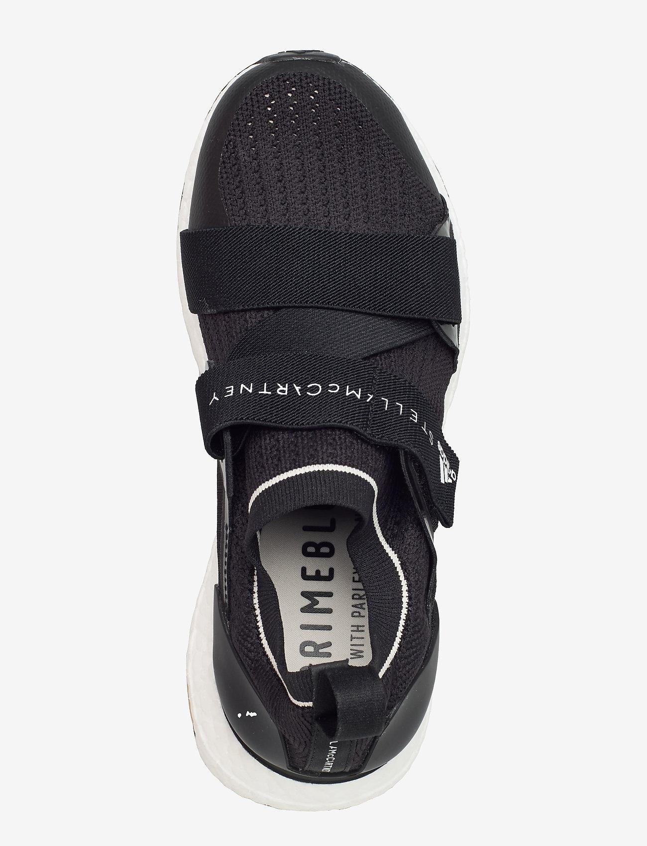 adidas by Stella McCartney - Ultraboost X W - running shoes - cblack/cblack/ftwwht - 4