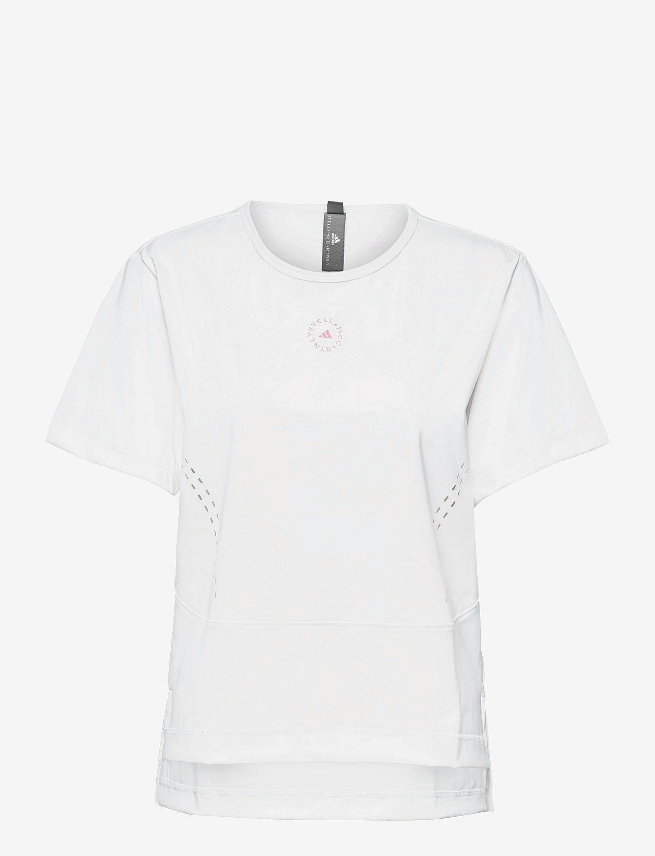 adidas by Stella McCartney - TRUESTRENGTH Loose T-Shirt W - t-shirts - white/white - 1