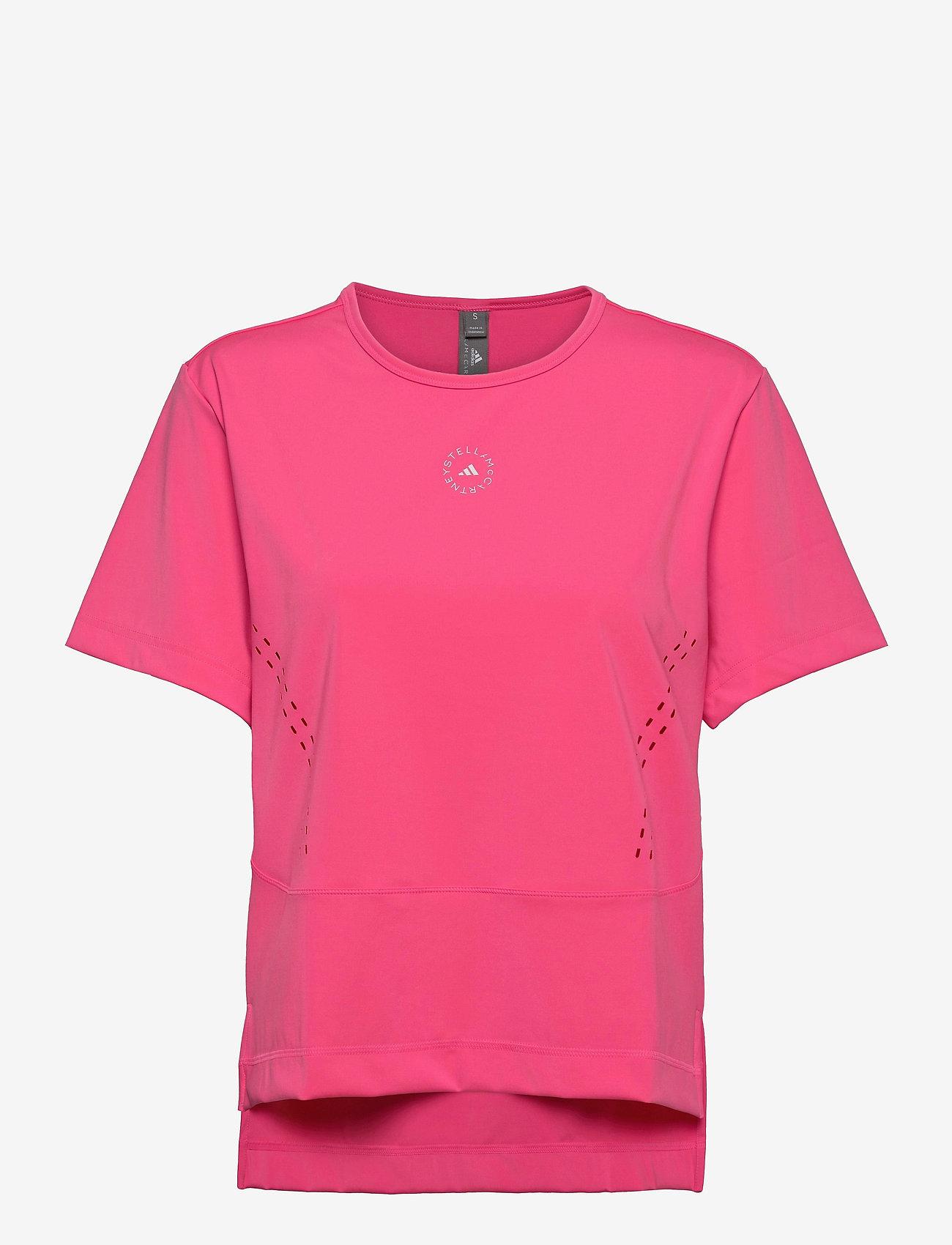 adidas by Stella McCartney - TRUESTRENGTH Loose T-Shirt W - t-shirts - sopink - 1