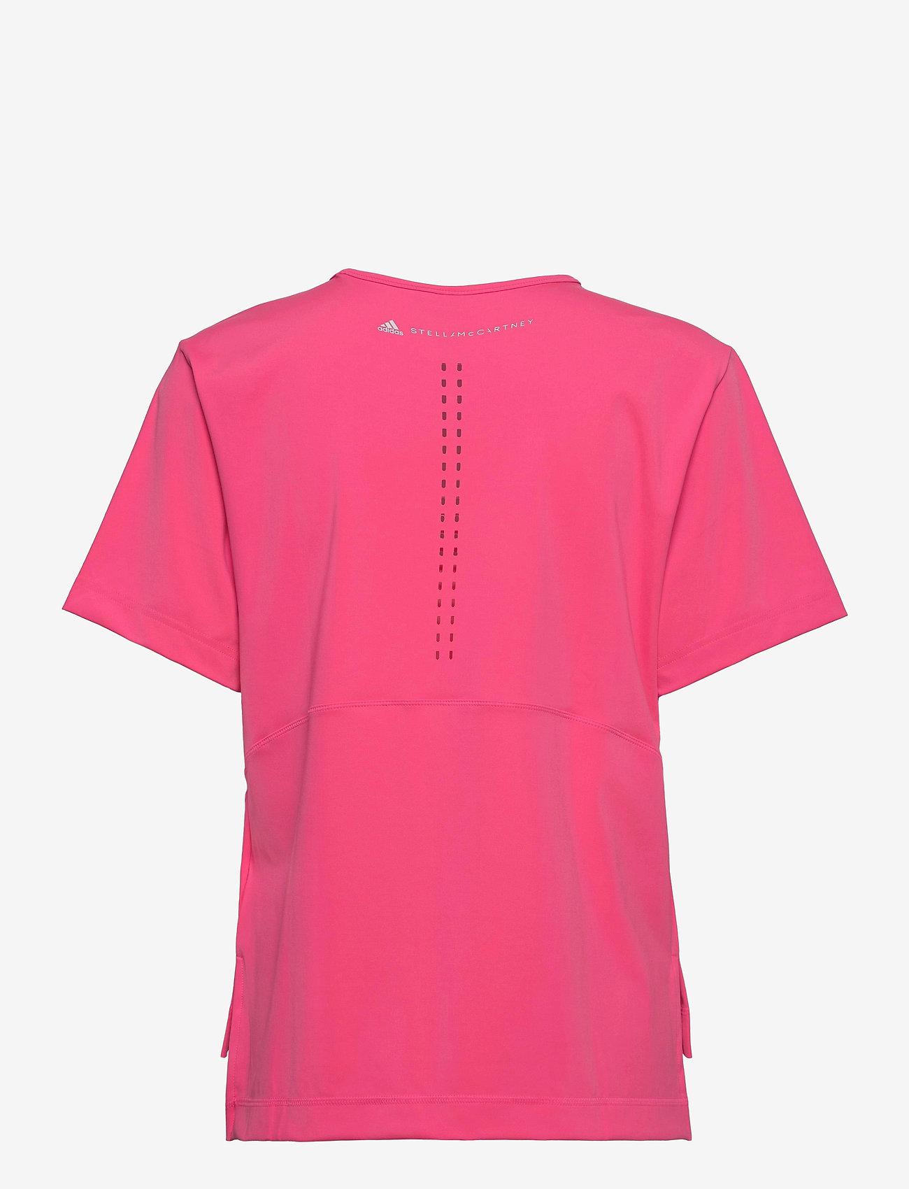 adidas by Stella McCartney - TRUESTRENGTH Loose T-Shirt W - t-shirts - sopink - 2