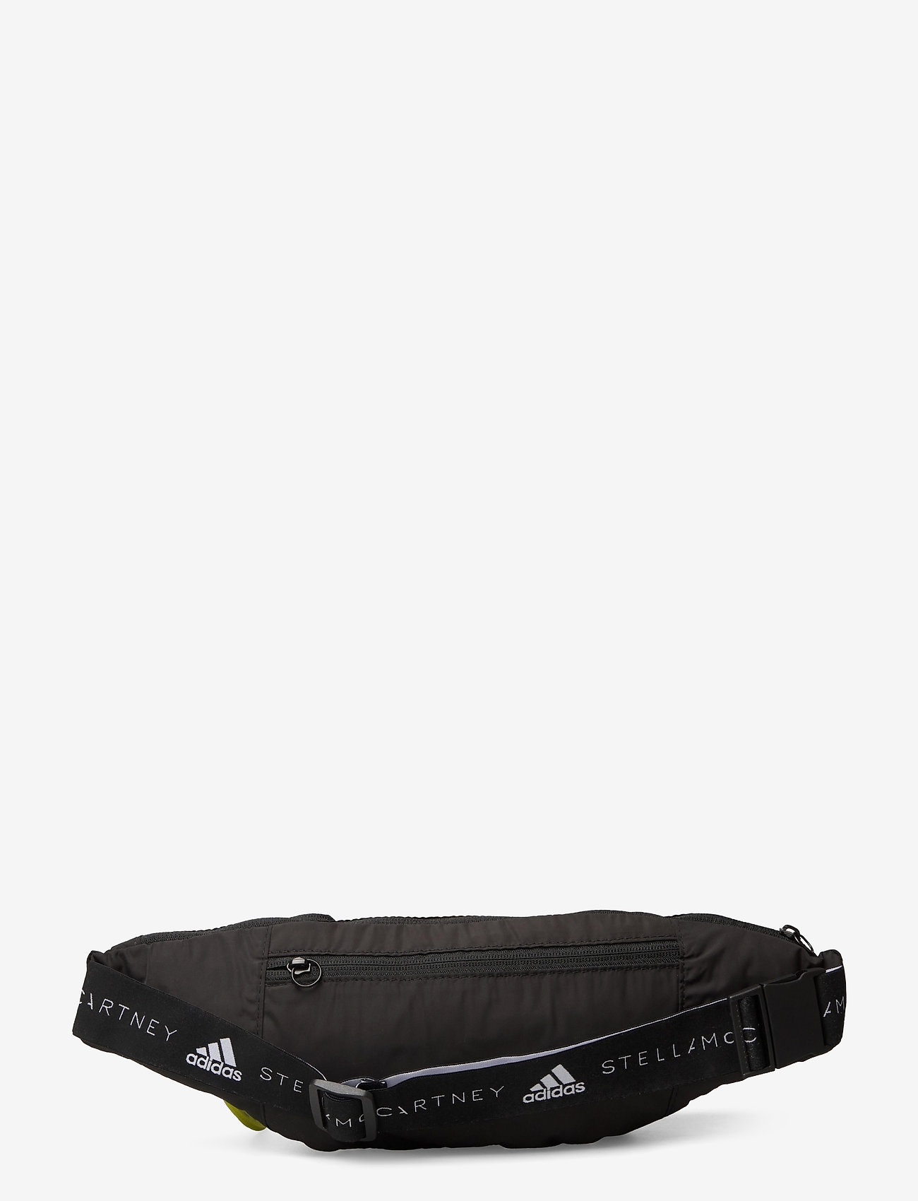 adidas by Stella McCartney - Bum Bag W - sport - black/aciyel - 1