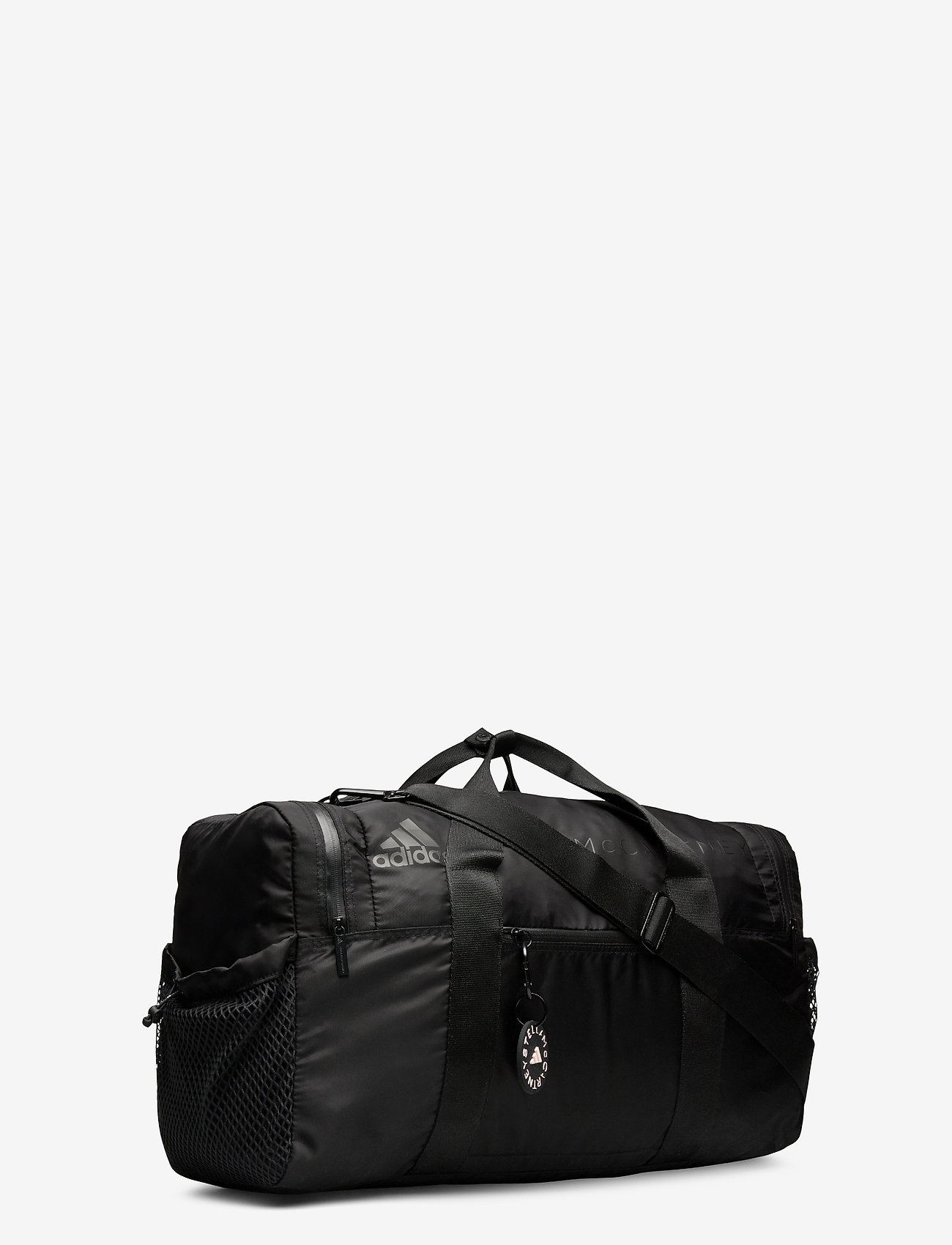 adidas by Stella McCartney - Squared Studio Bag W - gym bags - black/matblk/black - 2