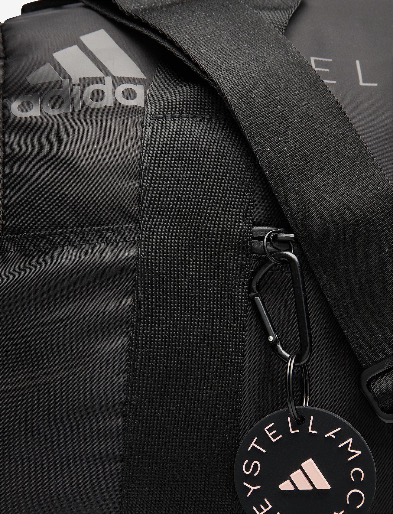 adidas by Stella McCartney - Squared Studio Bag W - gym bags - black/matblk/black - 3
