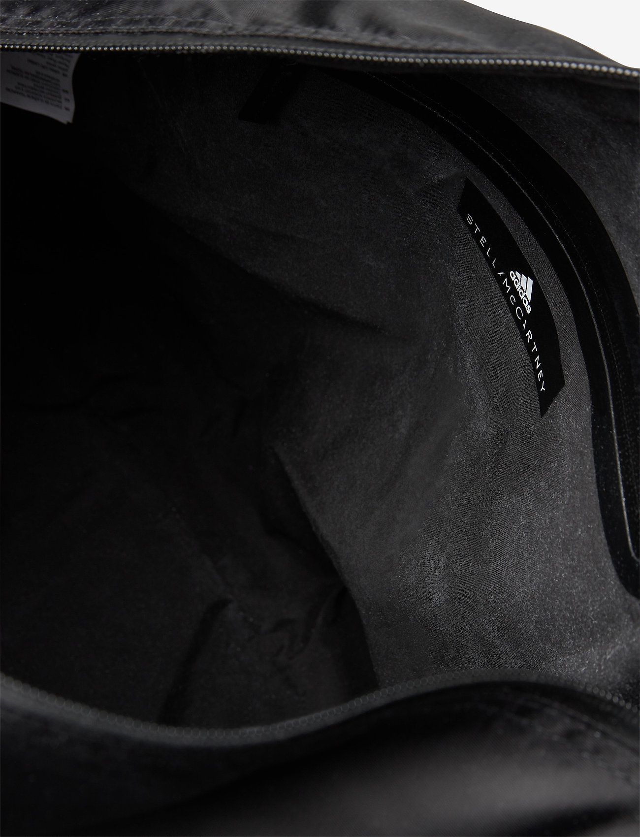 adidas by Stella McCartney - Squared Studio Bag W - gym bags - black/matblk/black - 4