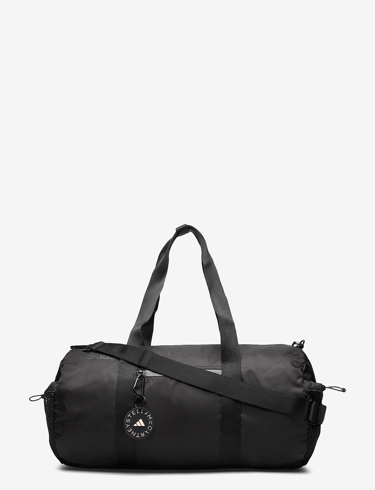 adidas by Stella McCartney - Round Studio Bag W - reistassen - black/sofpow - 0
